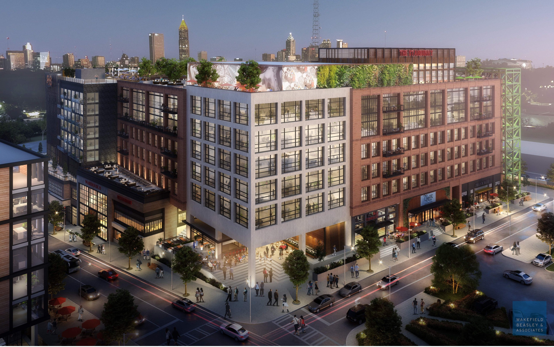 Block-swallowing The Interlock announces tenant signings, details construction progress