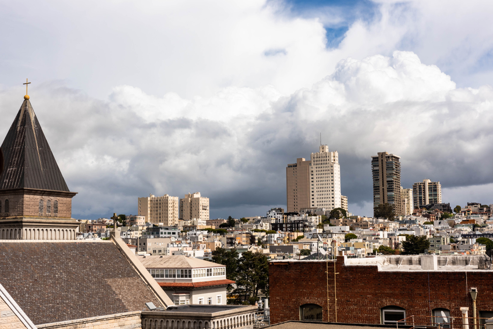 SF does not have the highest rents in the Bay Area