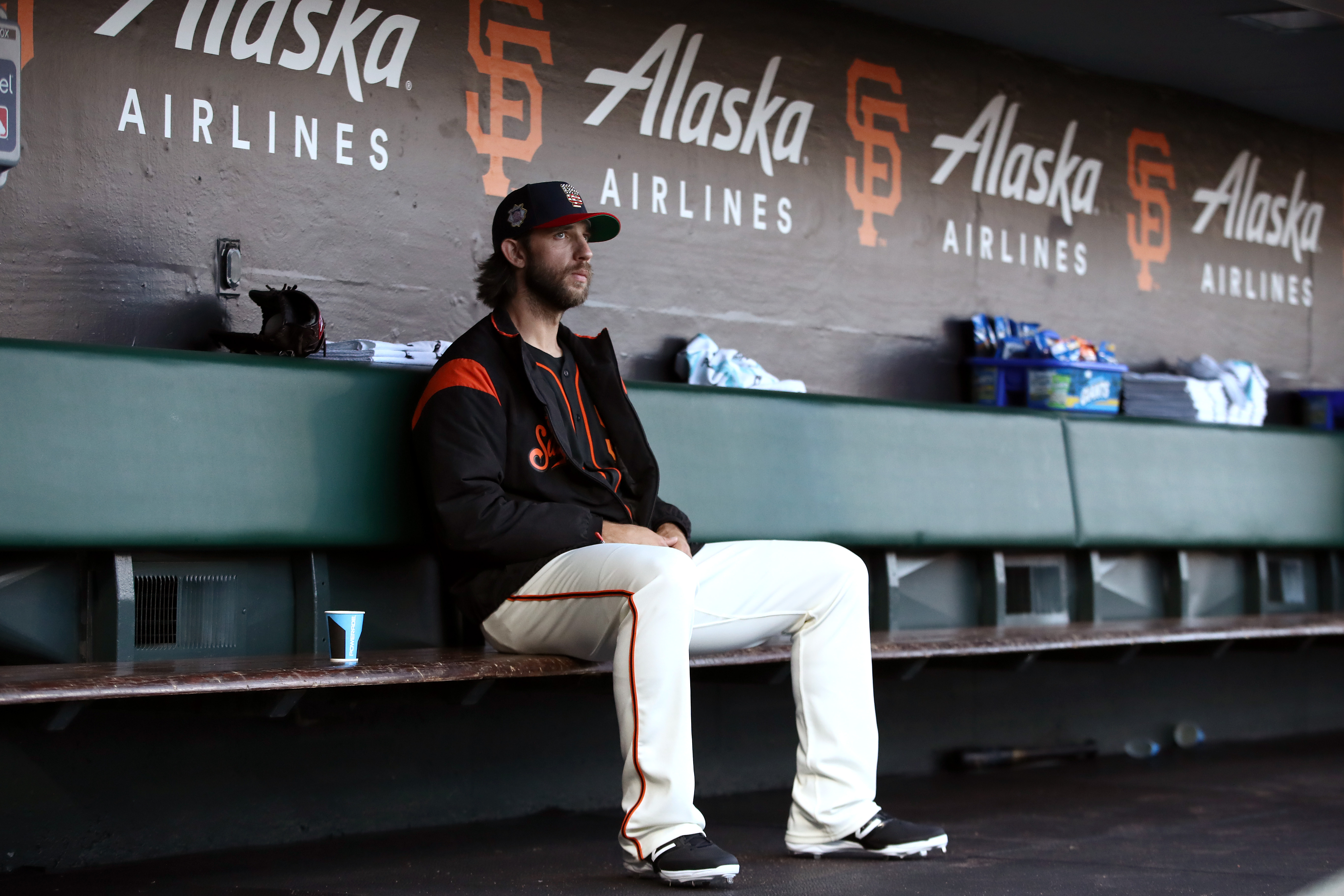 Separating the trade deadline buyers and sellers in a crowded National League