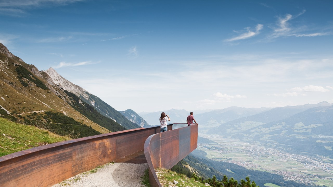 Snøhetta's architectural interventions in the Austrian Alps let the land speak for itself