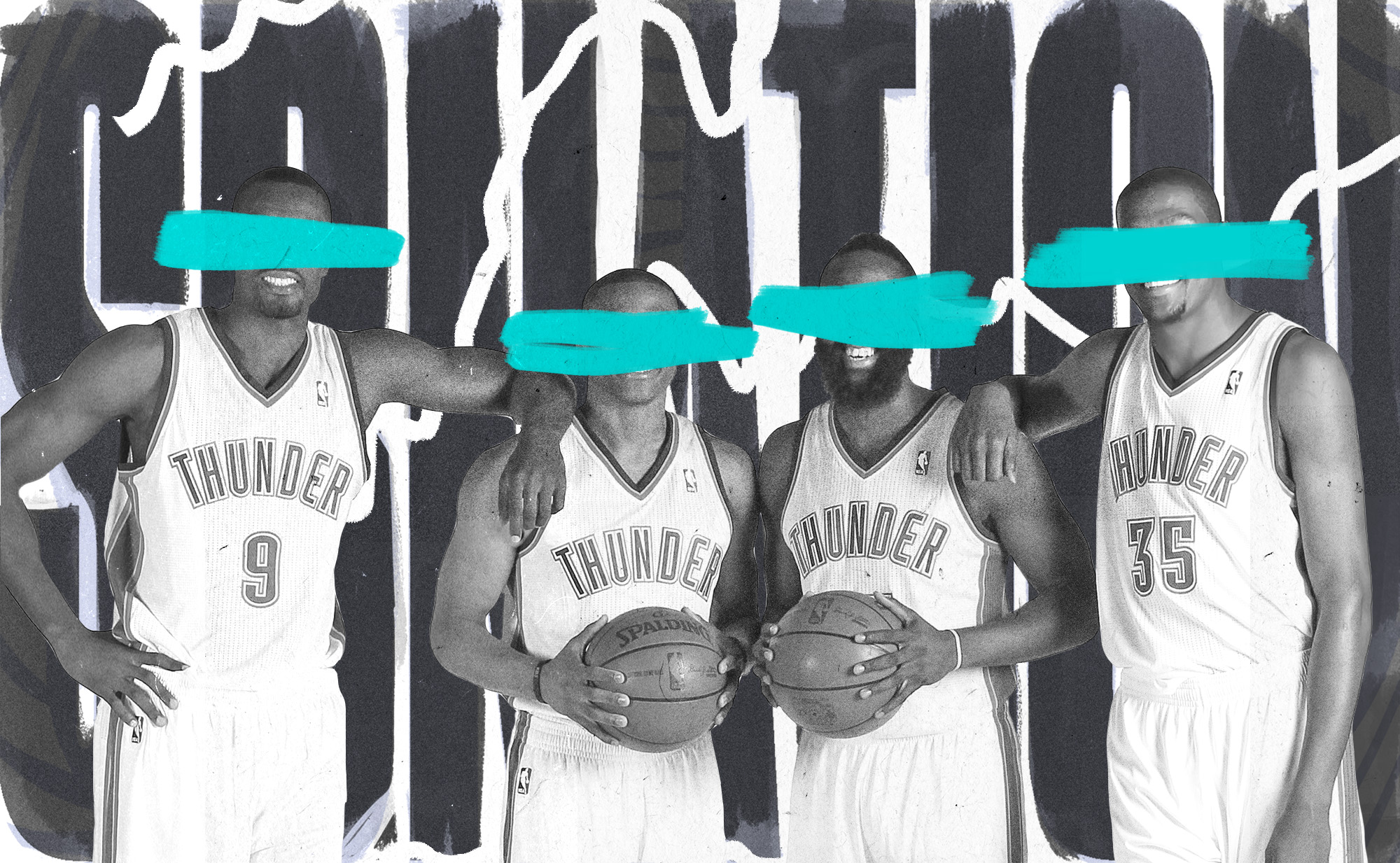 The complete history of the Oklahoma City Thunder slowly dismantling their golden generation