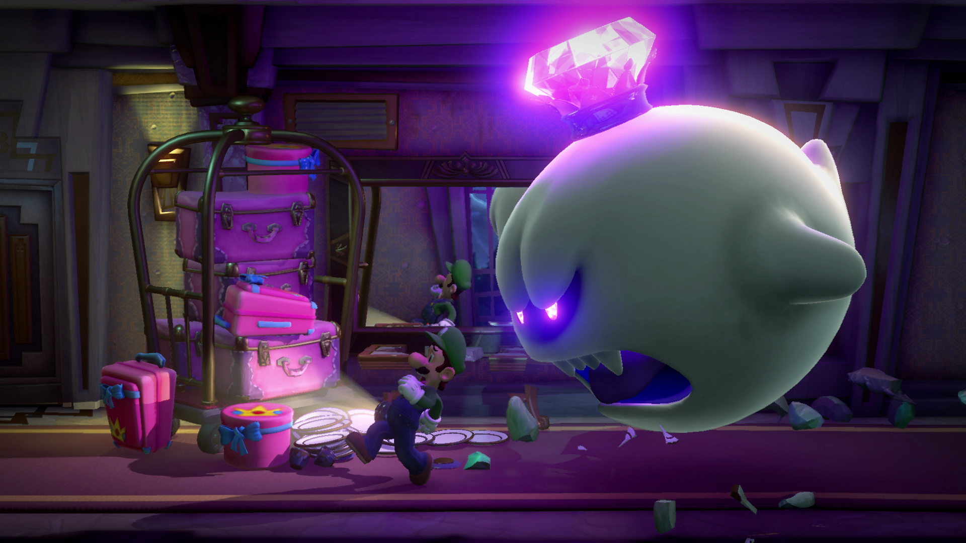 Luigi's Mansion 3 launches on Halloween