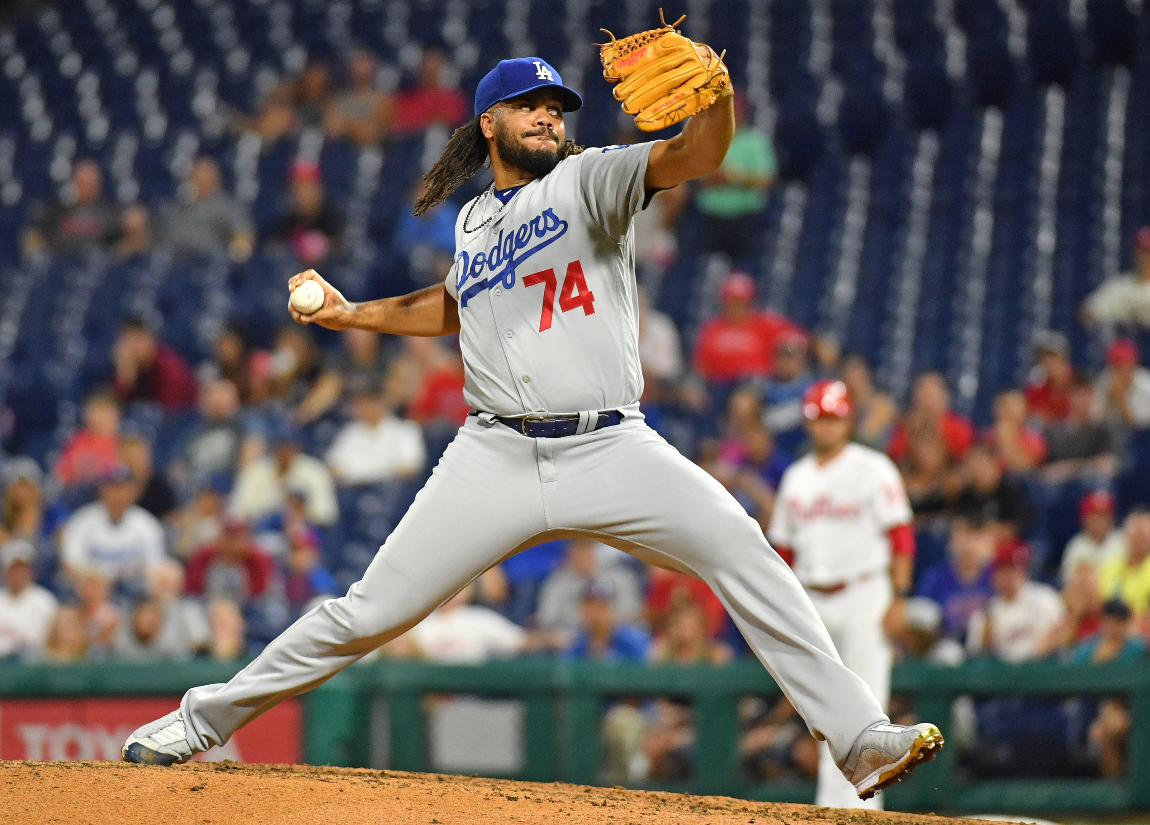 MLB: Los Angeles Dodgers at Philadelphia Phillies