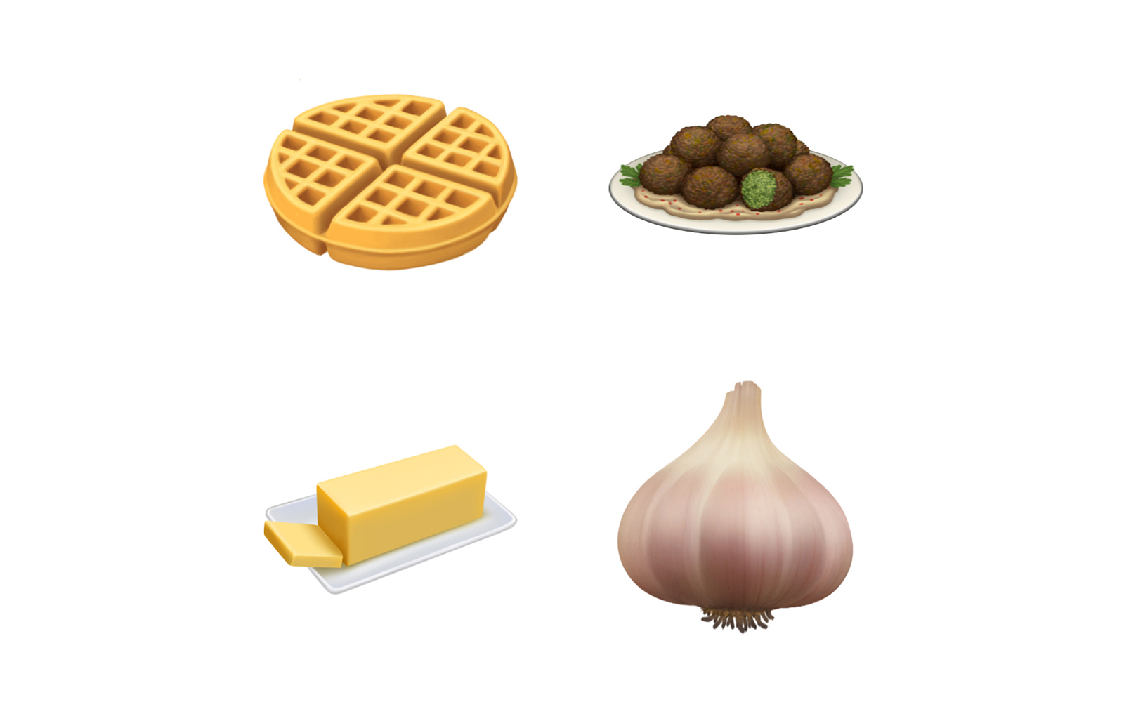 The Worst-Faith Interpretations of Apple's New Food Emoji