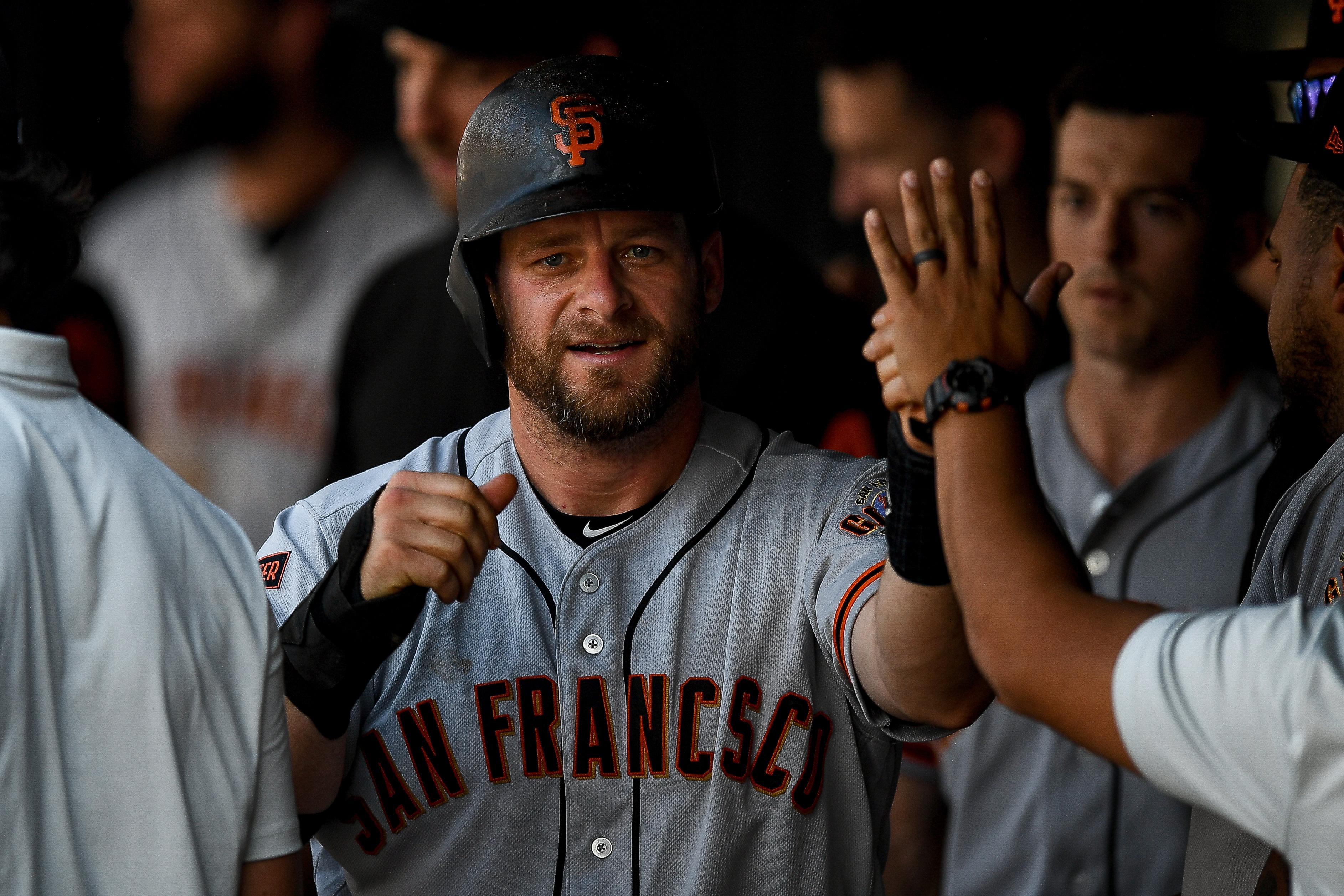 San Francisco Giants v Colorado Rockies