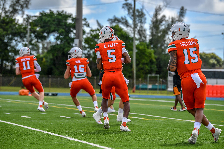 Miami Spring Game