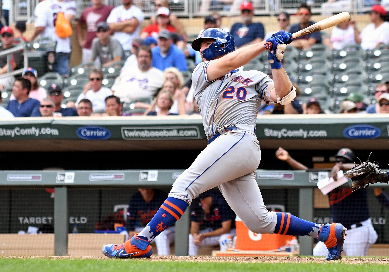MLB: JUL 17 Mets at Twins