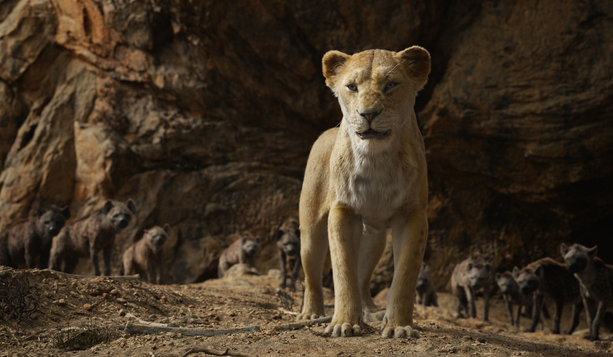 The Lion King's revised songs are nearly as uncanny as its CGI
