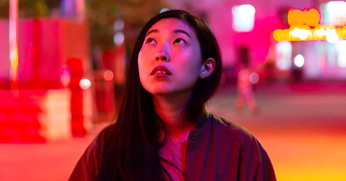 """I needed to do this movie"": Awkwafina on her star-making role in The Farewell"