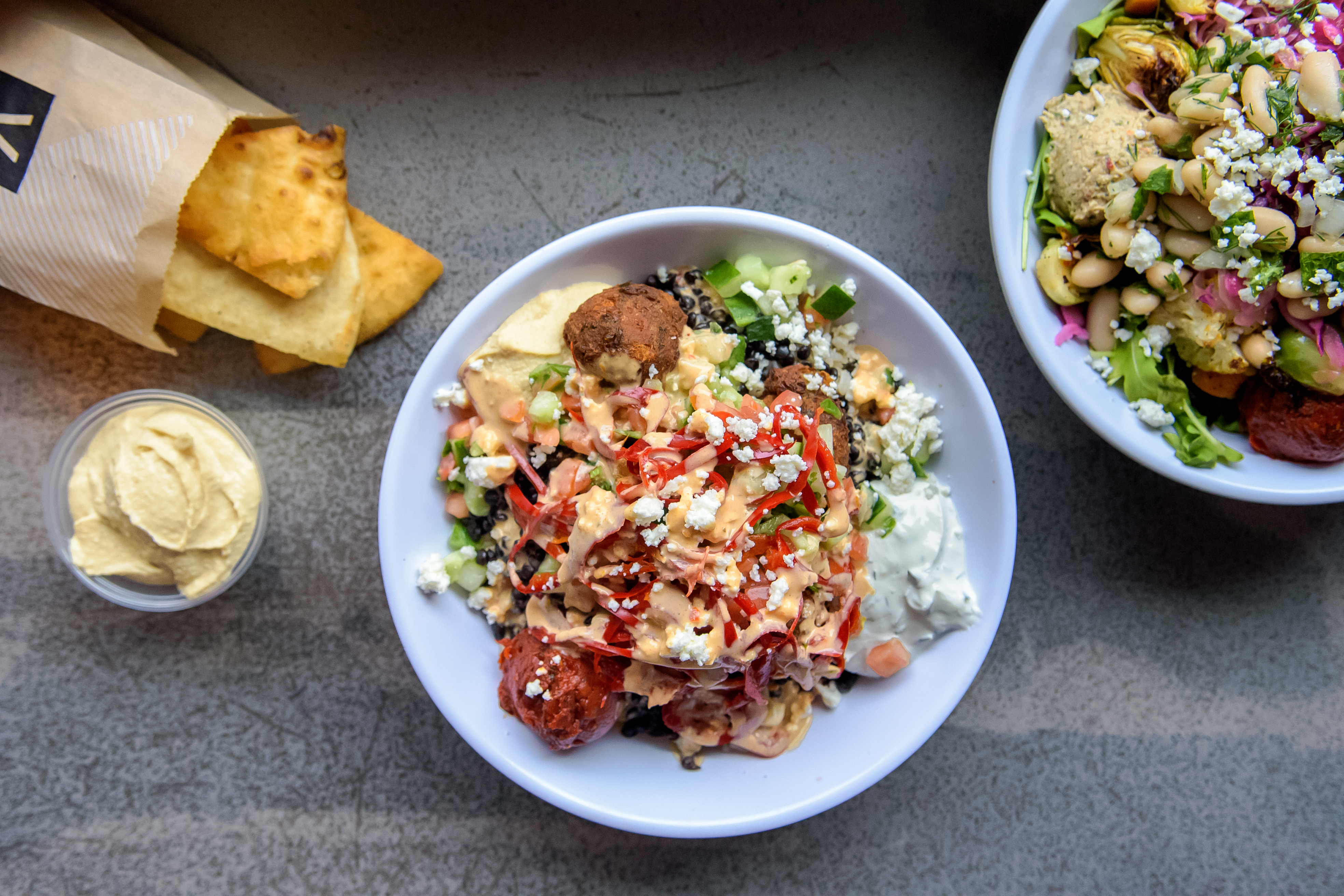Mediterranean Fast-Casual Moves Into One Paseo
