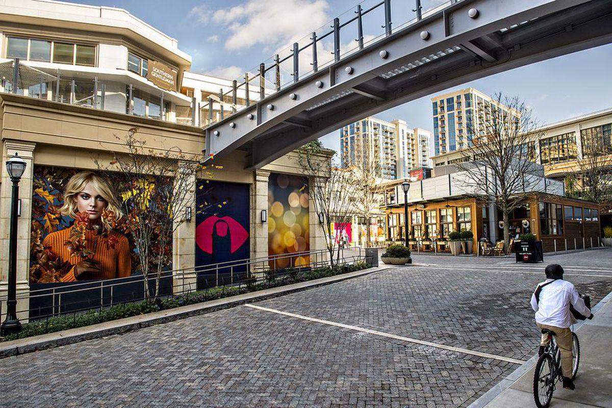 Ponce City Market developer has bought posh Buckhead shopping district. Now what?