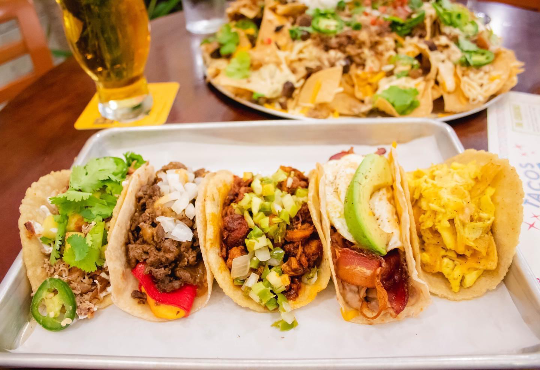 Tacos from Chispas