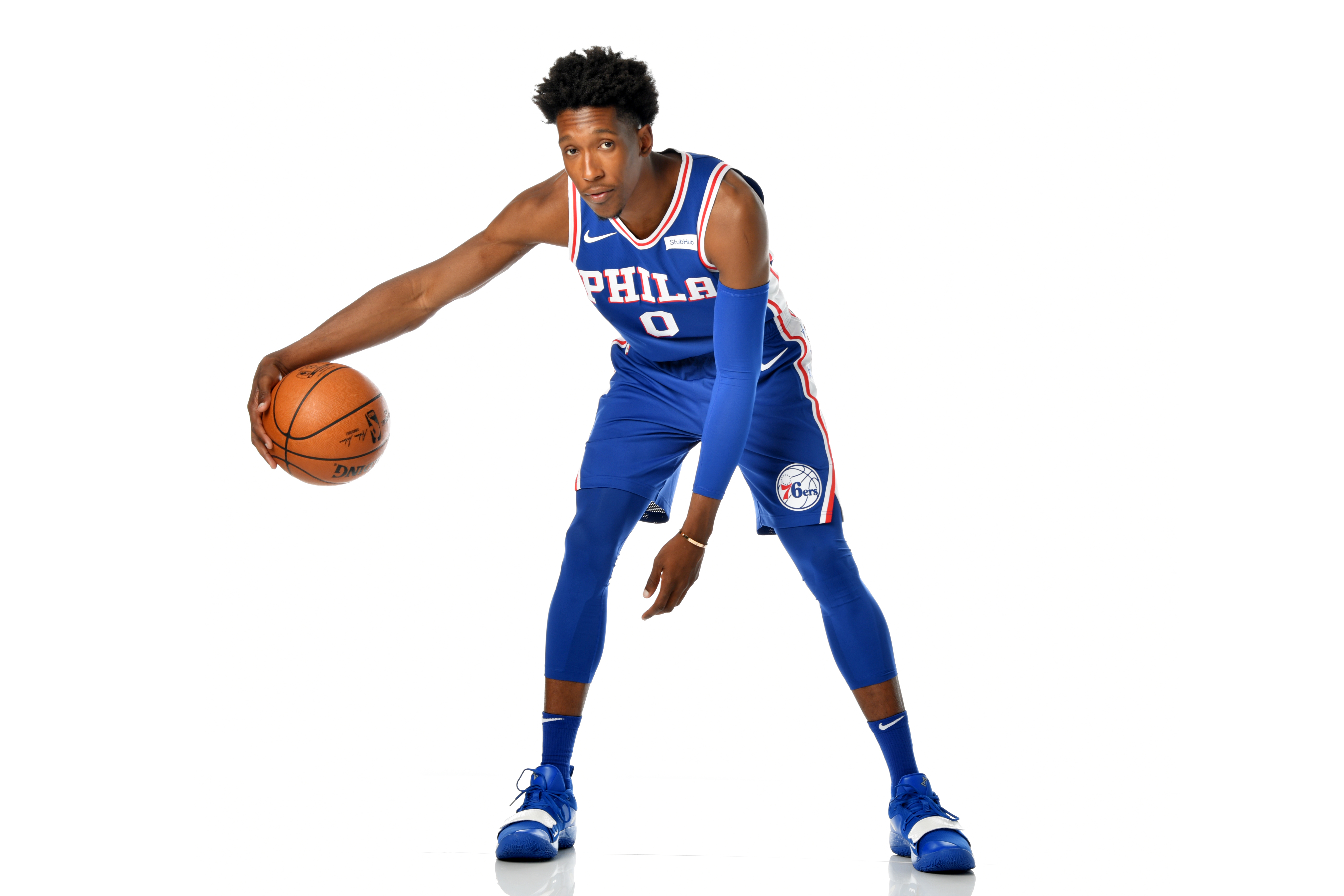 Philadelphia 76ers Player Portraits