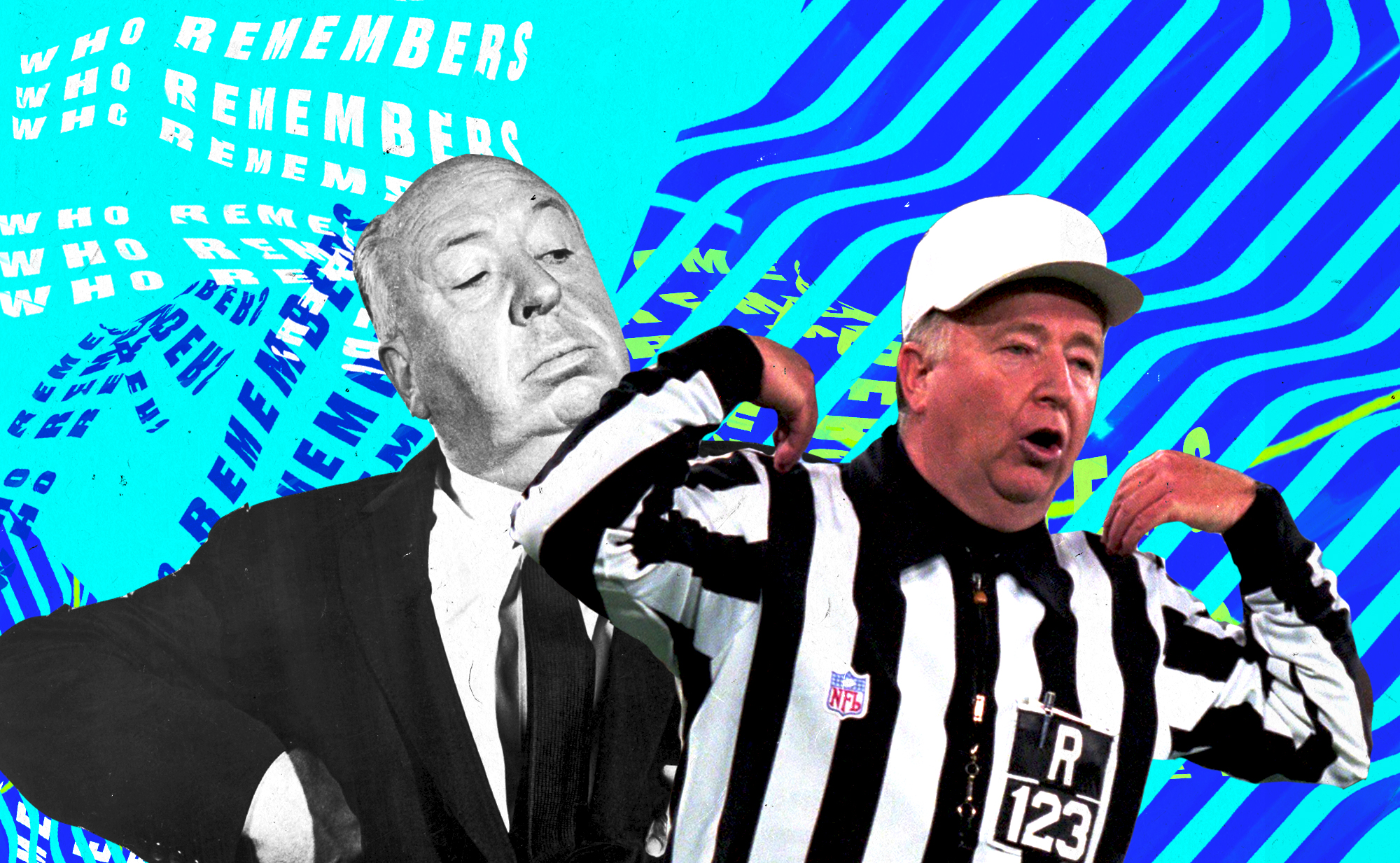 Dennis Miller's best 'Monday Night Football' moment — by far — was when he called a ref Alfred Hitchcock