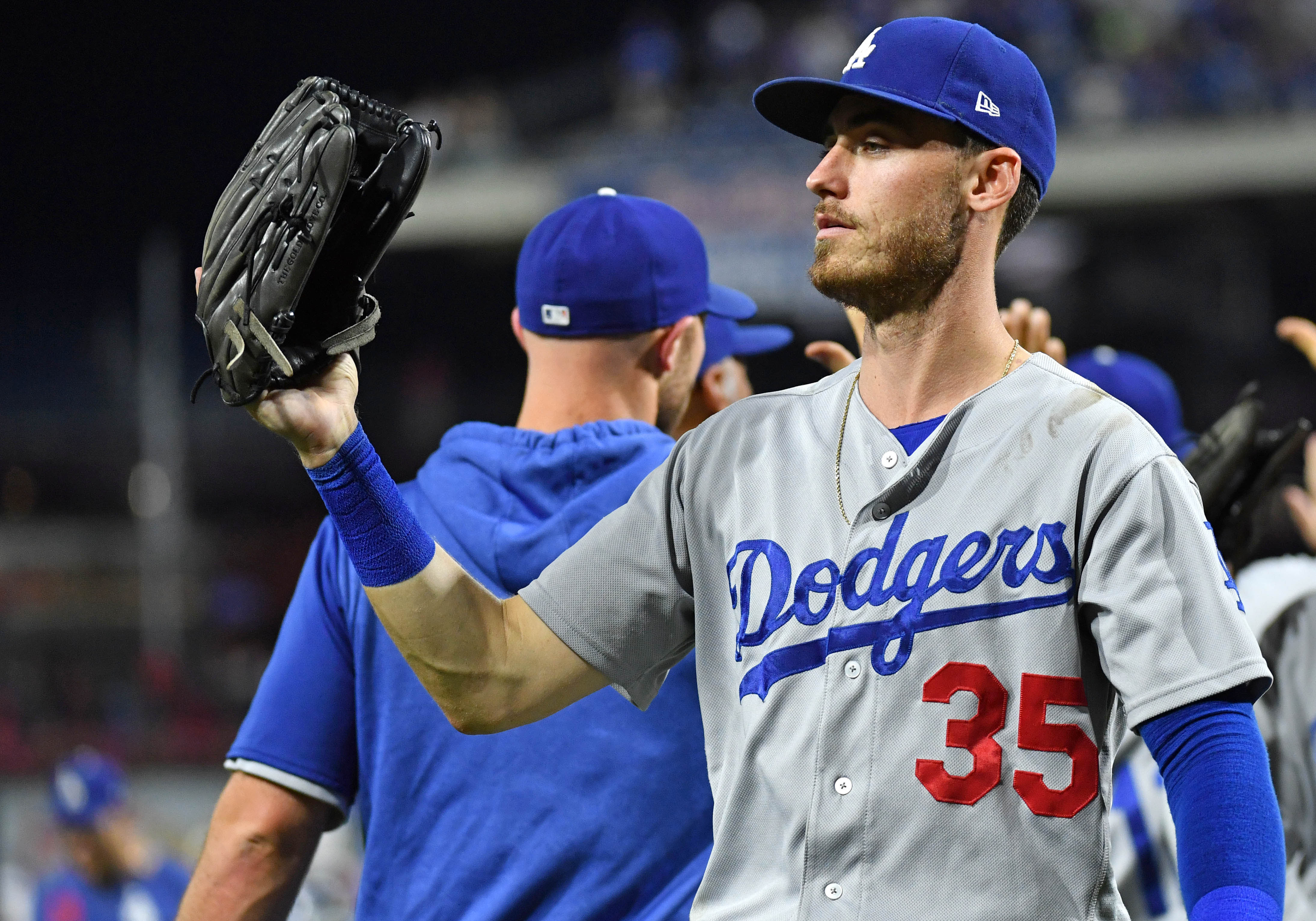 Dodgers heavy betting favorites hosting Marlins on Friday