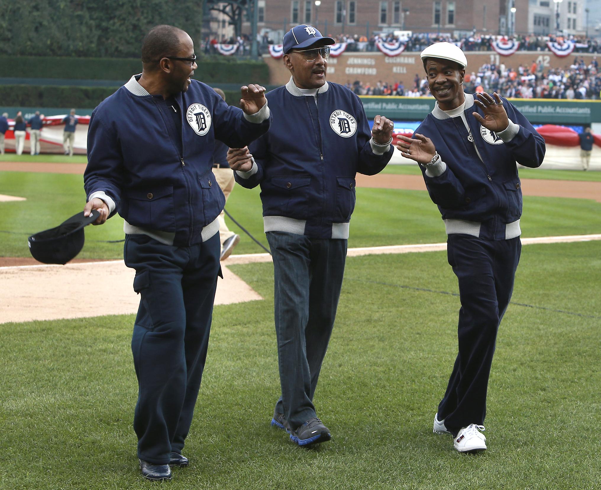 ALCS Game 3: Boston Red Sox Vs. Detroit Tigers At Comerica Park