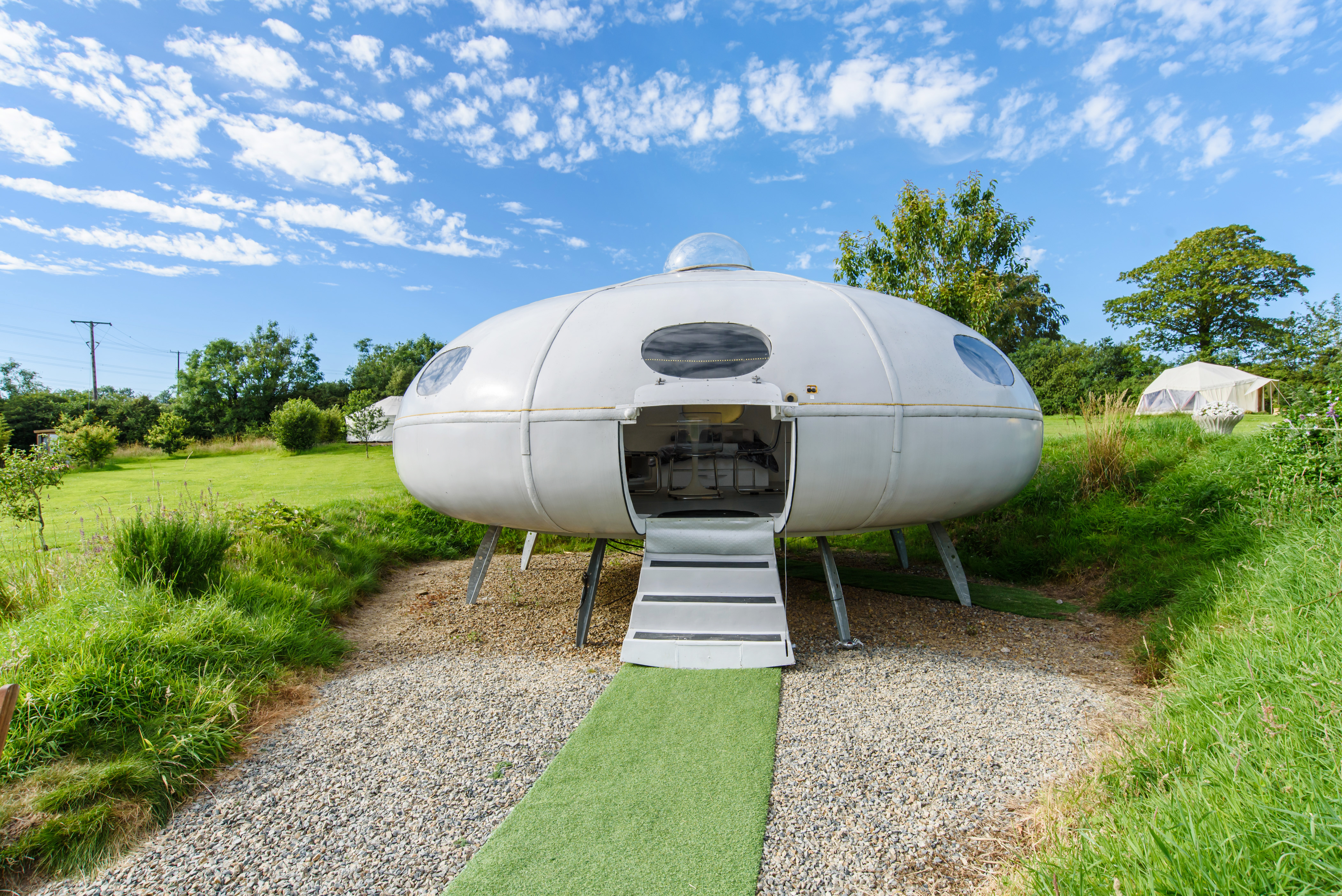 In honor of Apollo 11, these space-themed vacation rentals are going for $11 a night