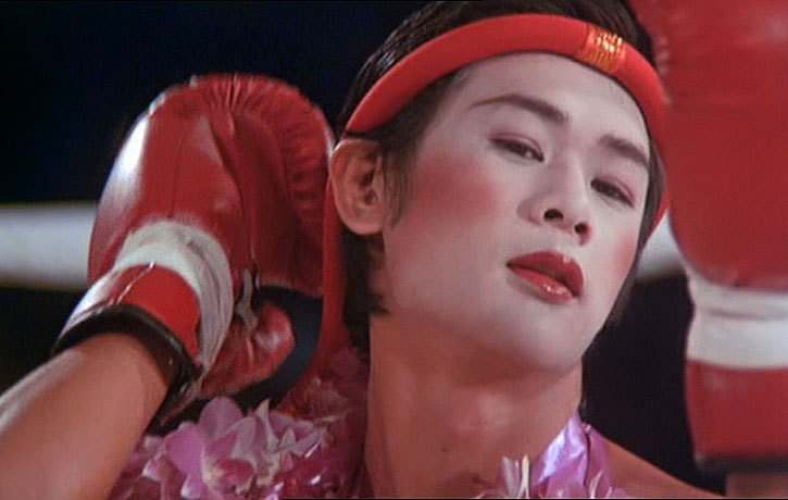 Beautiful Boxer, transgender, Muay Thai, boxing, Parinya Charoenphol, kickboxing
