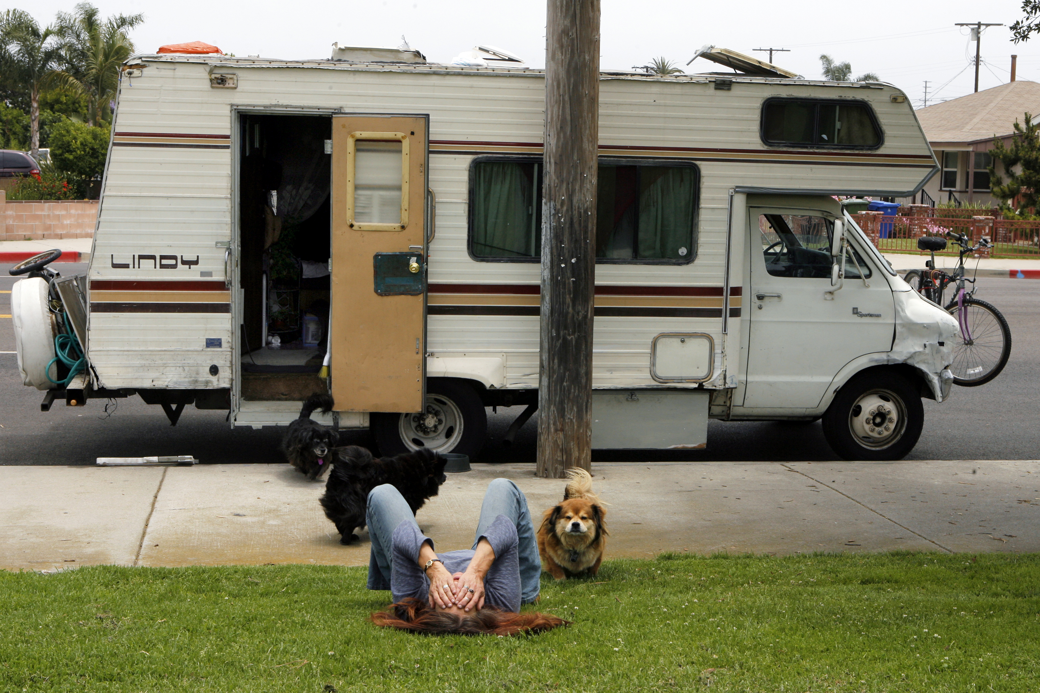 LA's ban on sleeping in vehicles lapses