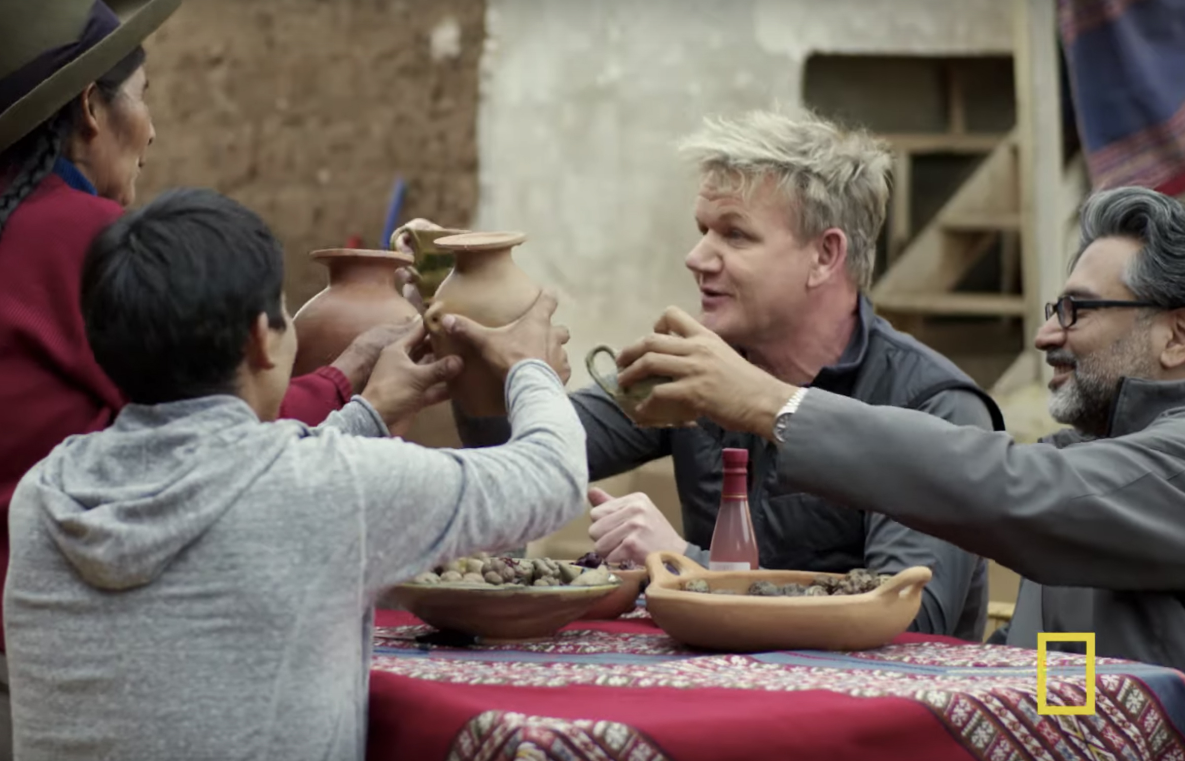 Gordon Ramsay Goes on a Culinary Hunt Around the World with 'Gordon Ramsay: Uncharted'