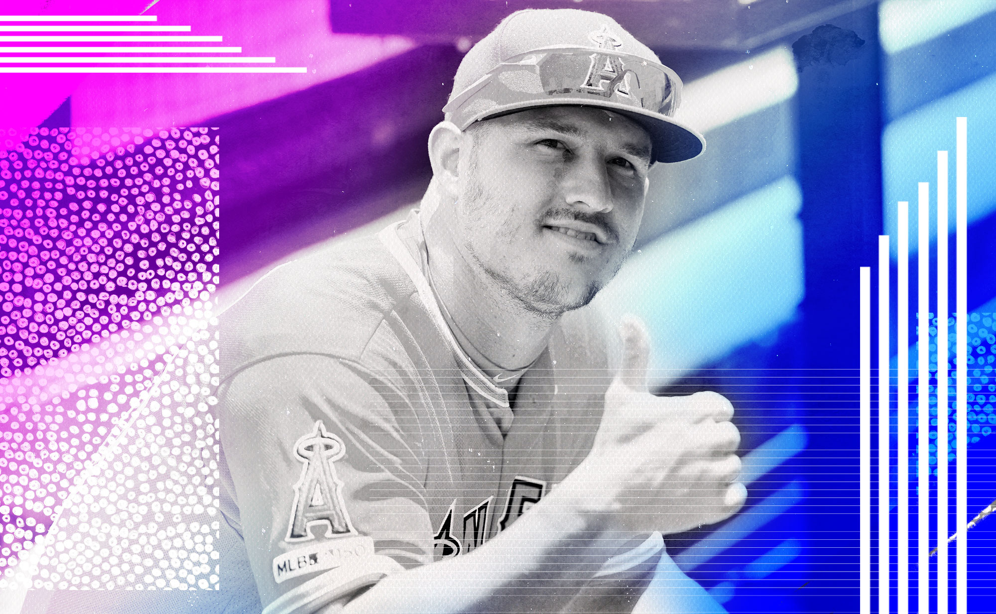 Mike Trout is so good, he already has a higher WAR than most Hall of Famers
