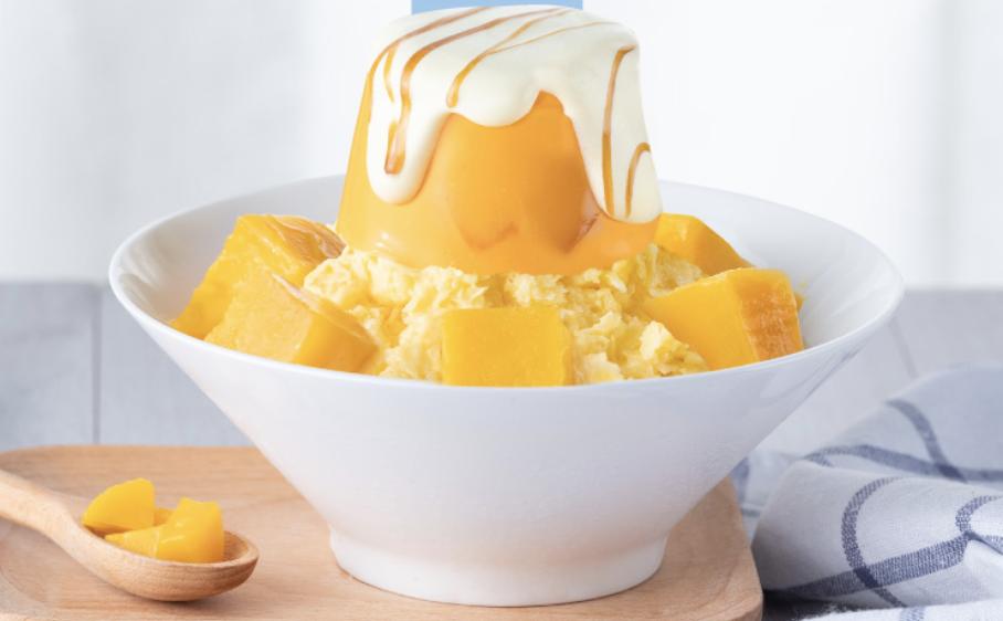 Hugely Popular Hong Kong Dessert Chain for Mango Lovers Lands in Redmond
