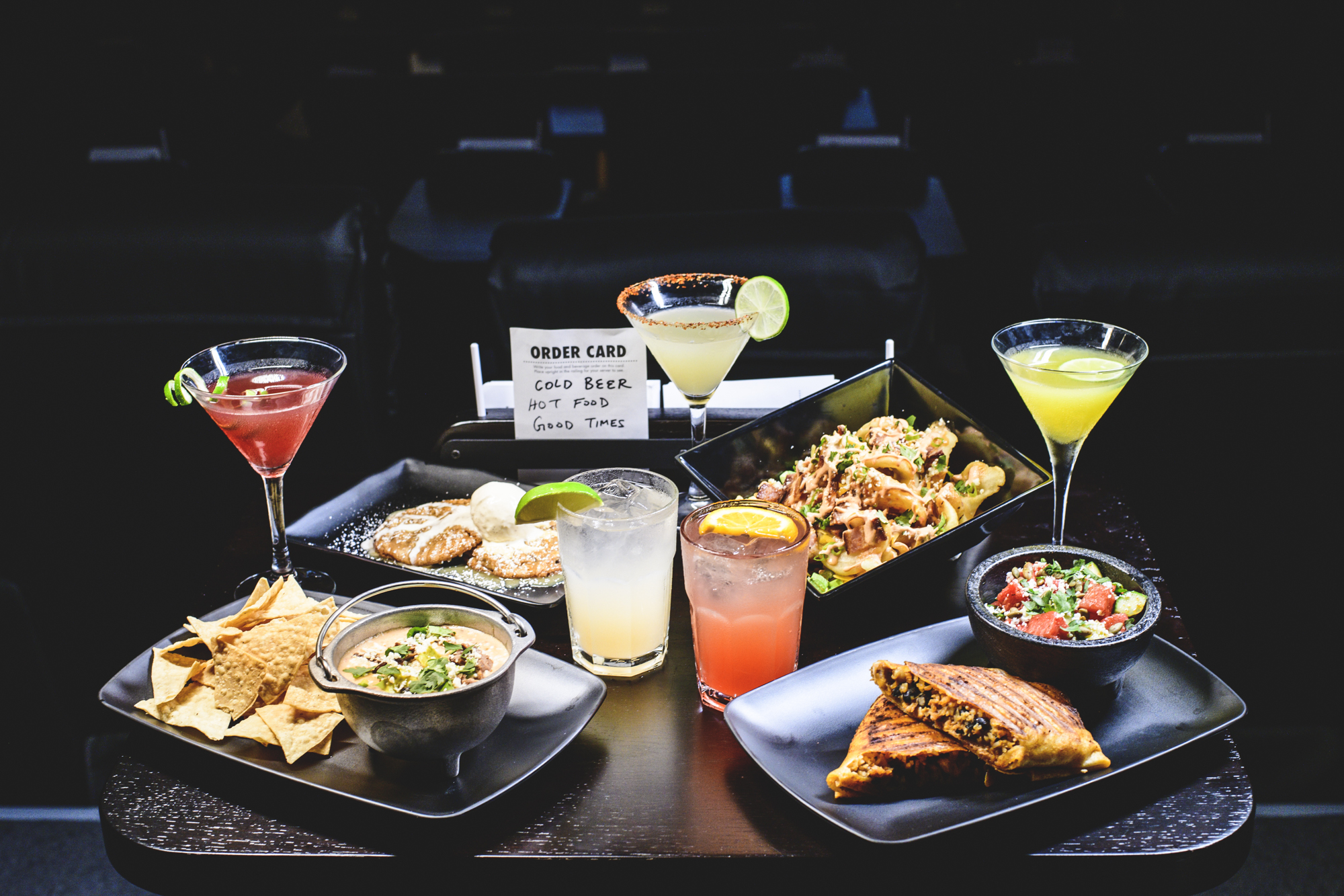 Everything to Eat and Drink at LA's New Alamo Drafthouse