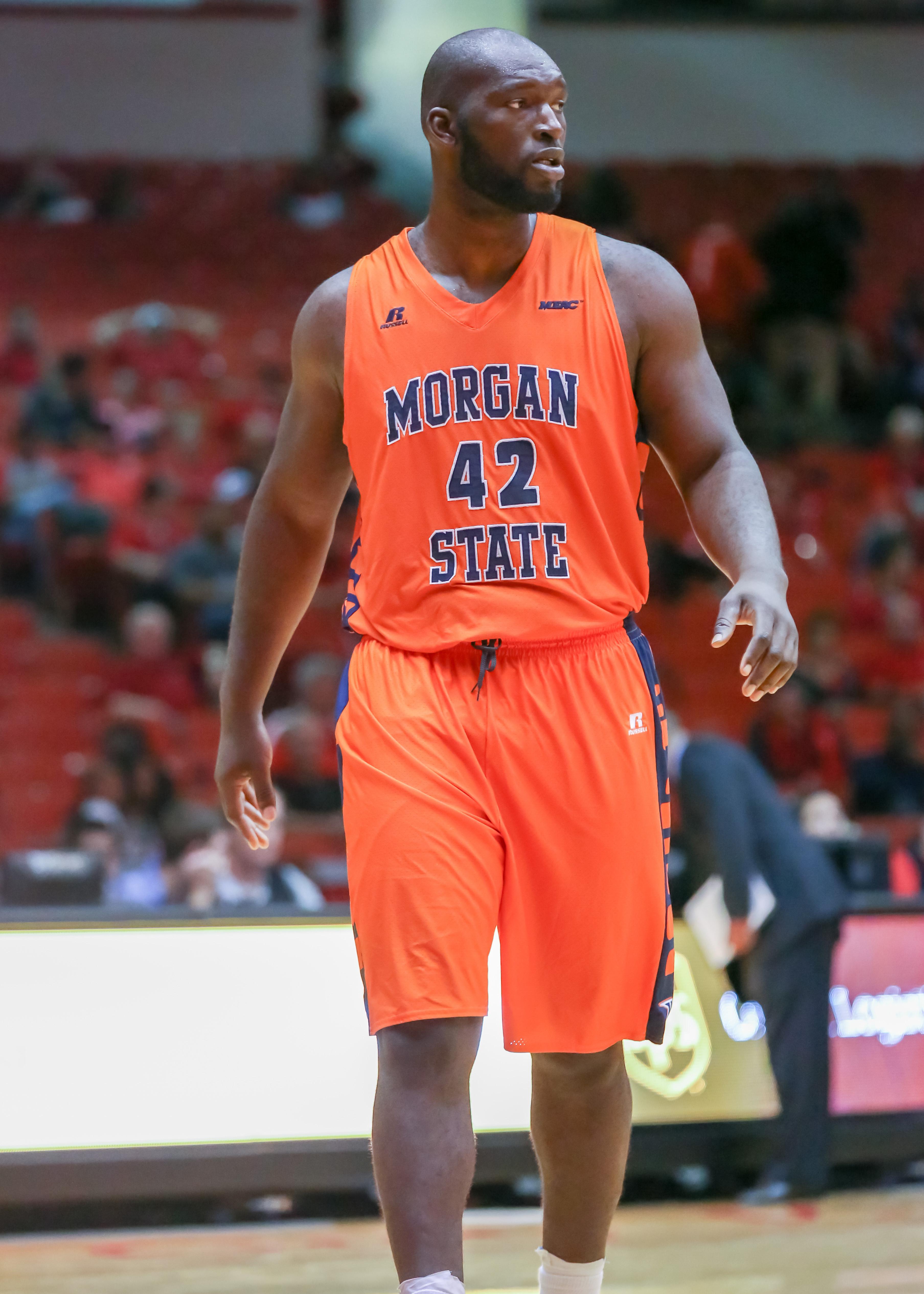 NCAA BASKETBALL: NOV 22 Morgan State at Houston