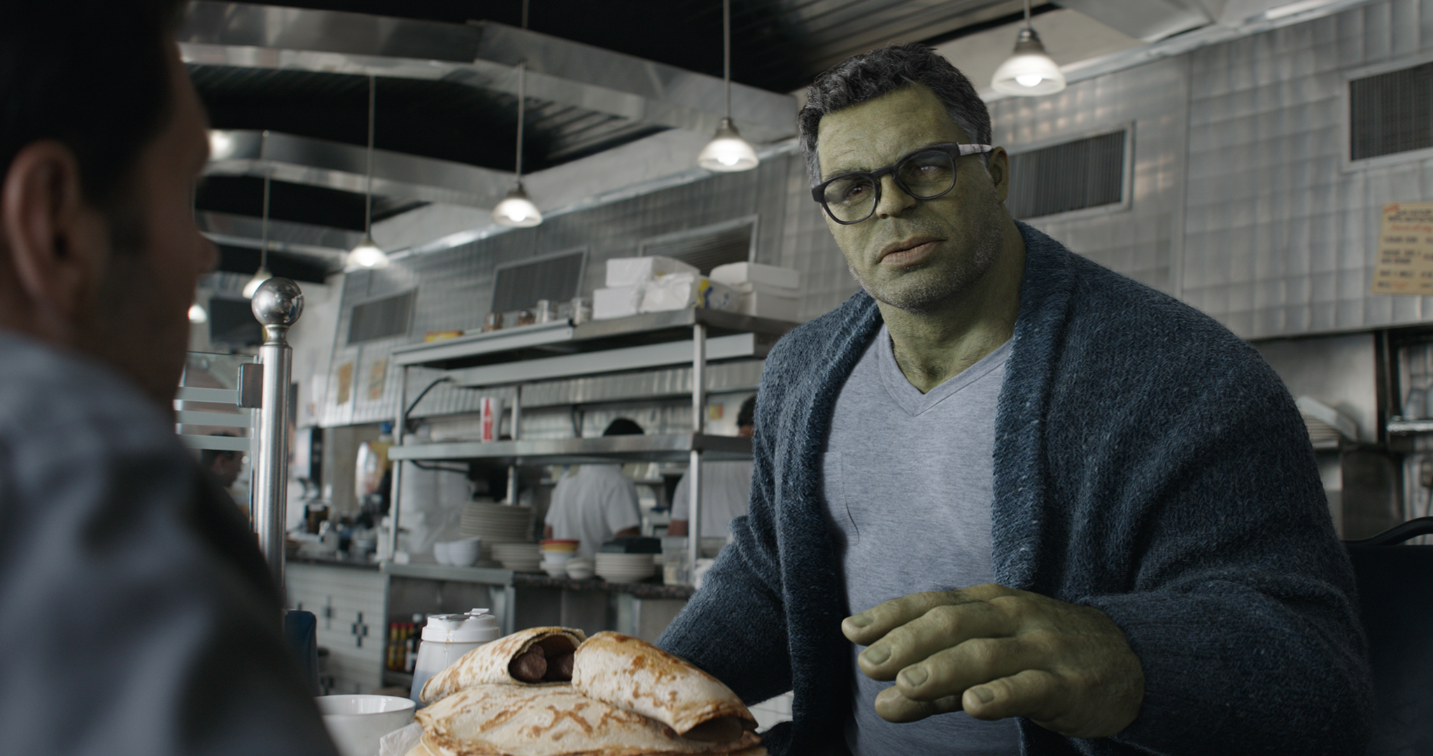 Avengers: Endgame writers reveal their original Smart Hulk plans at SDCC