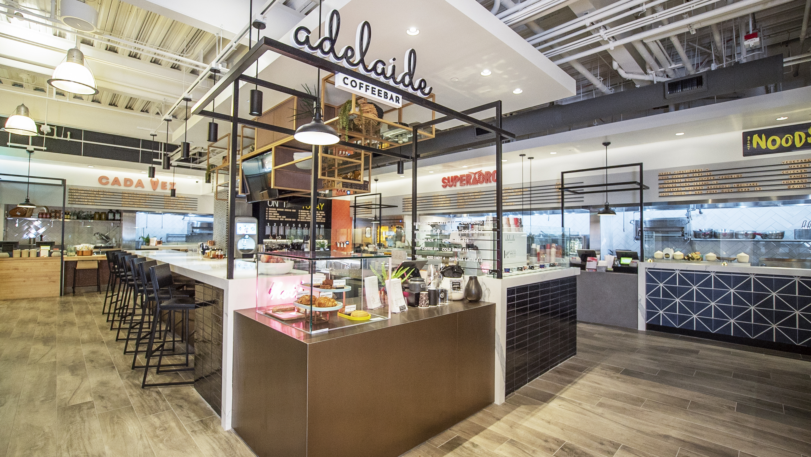 First Look Inside Santa Monica's Delightful New Food Hall