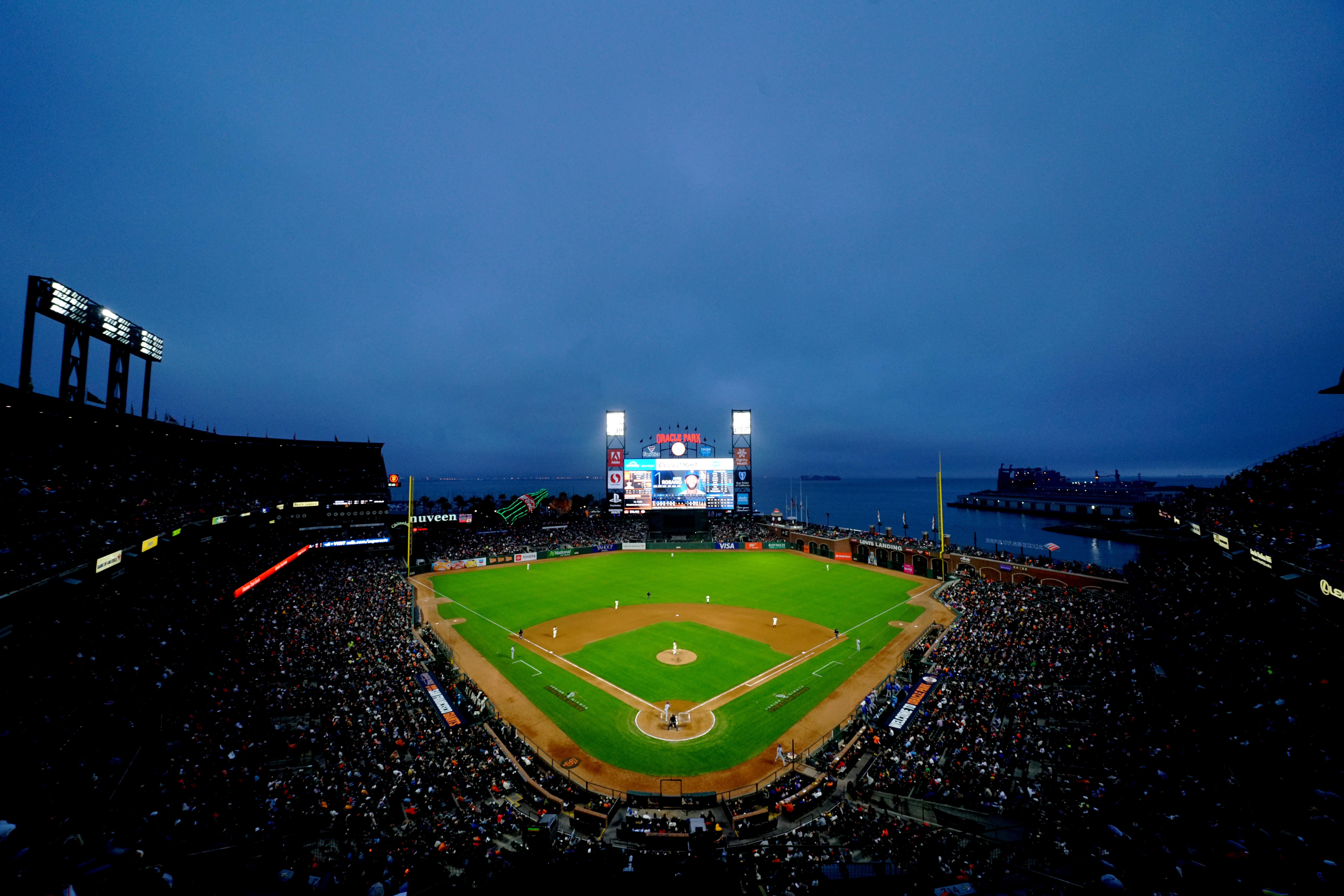 New York Mets v. San Francisco Giants