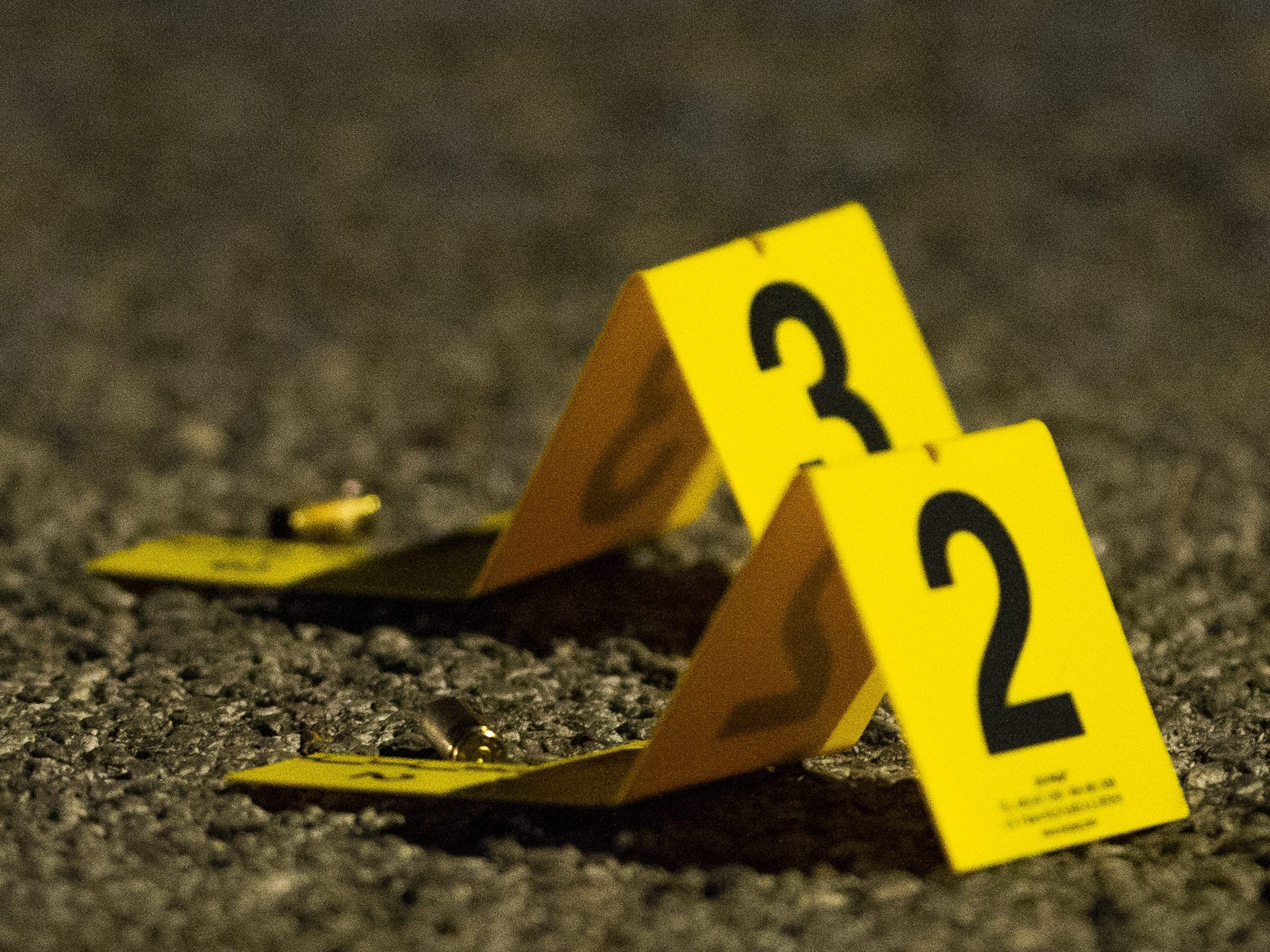 A group of people were shot in Gresham.
