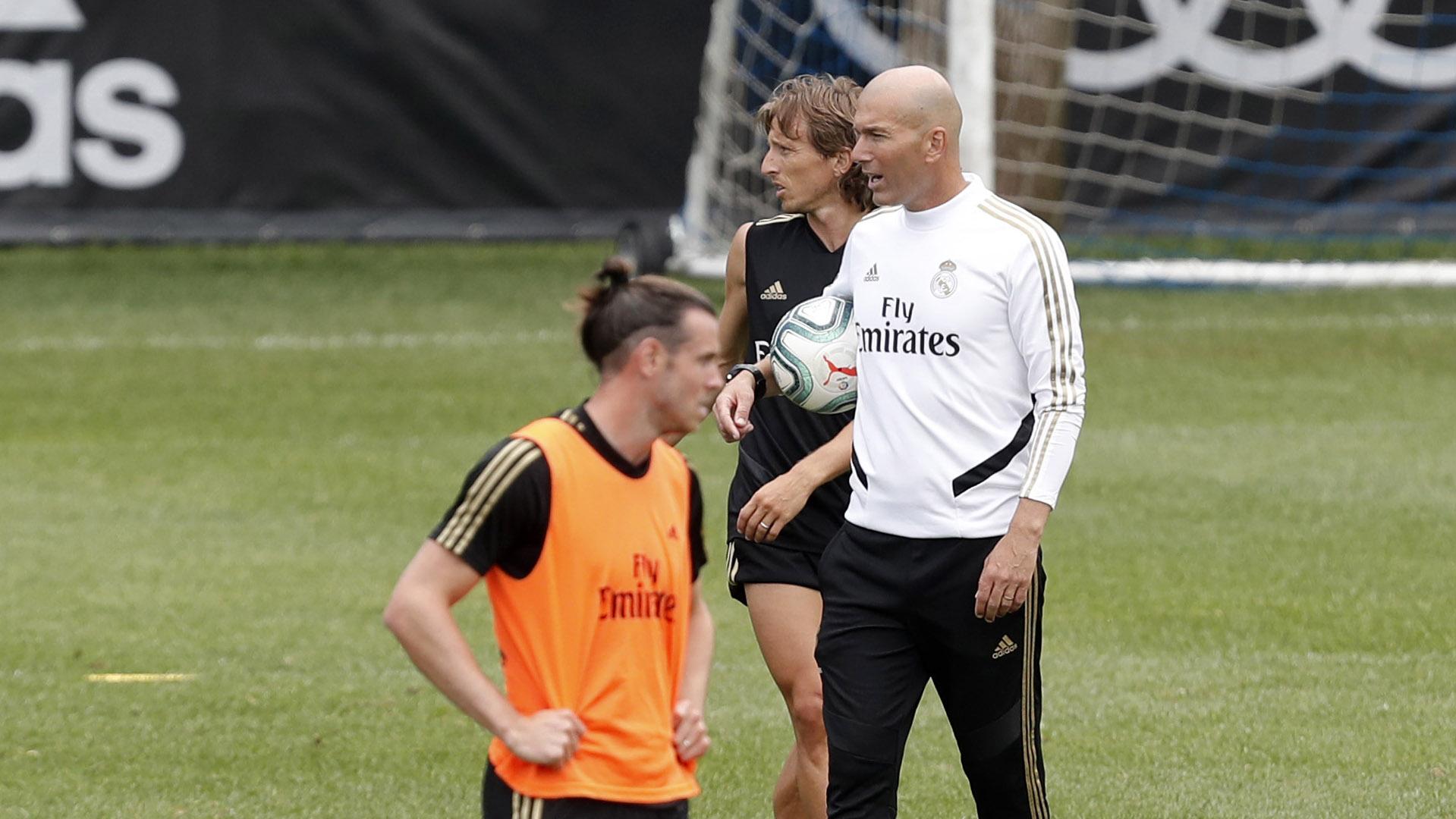 Real Madrid Pre-Season Training Camp