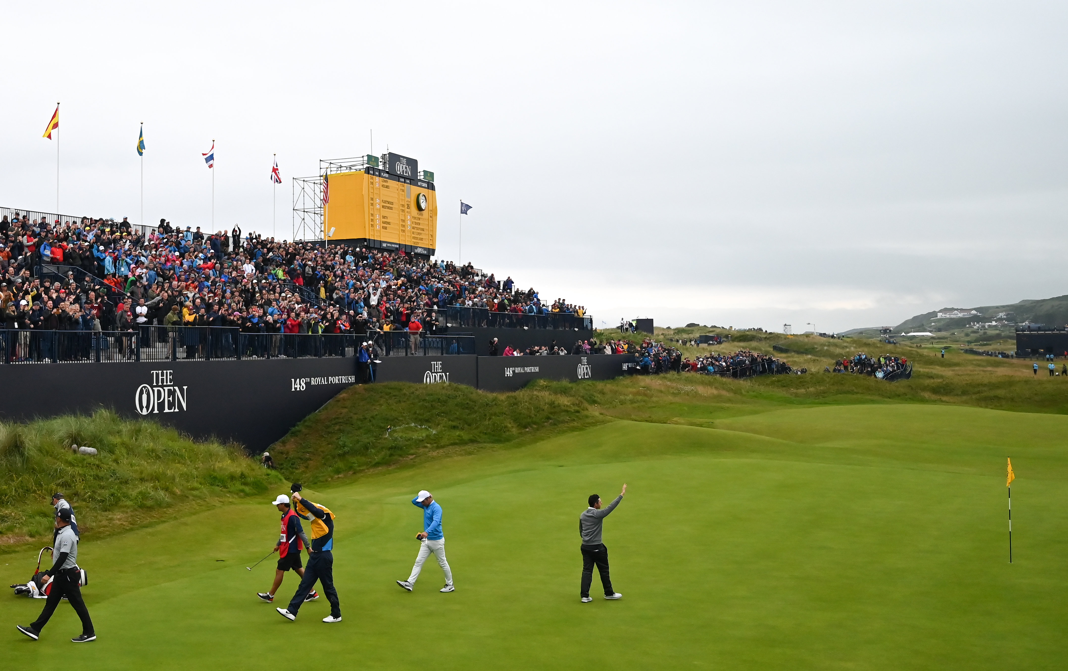 How Rory McIlroy's failure to make the Open cut became a reason to celebrate him