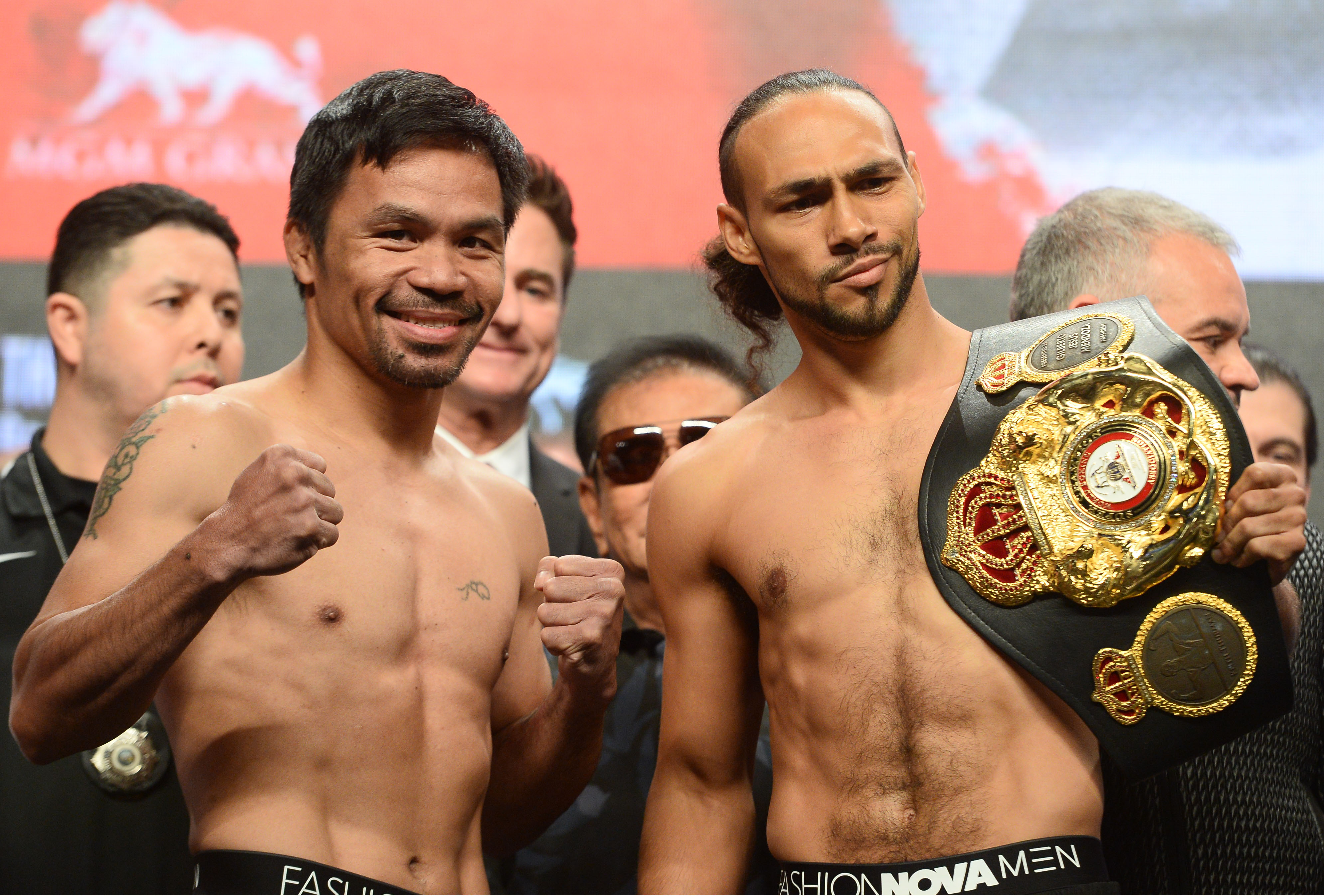 How to watch Manny Pacquiao vs  Keith Thurman live stream