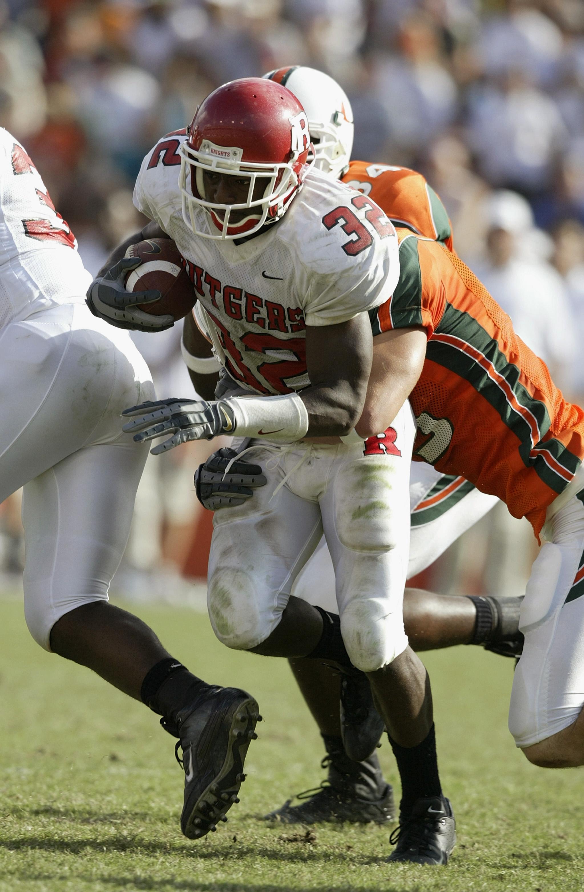 Rutgers v Miami