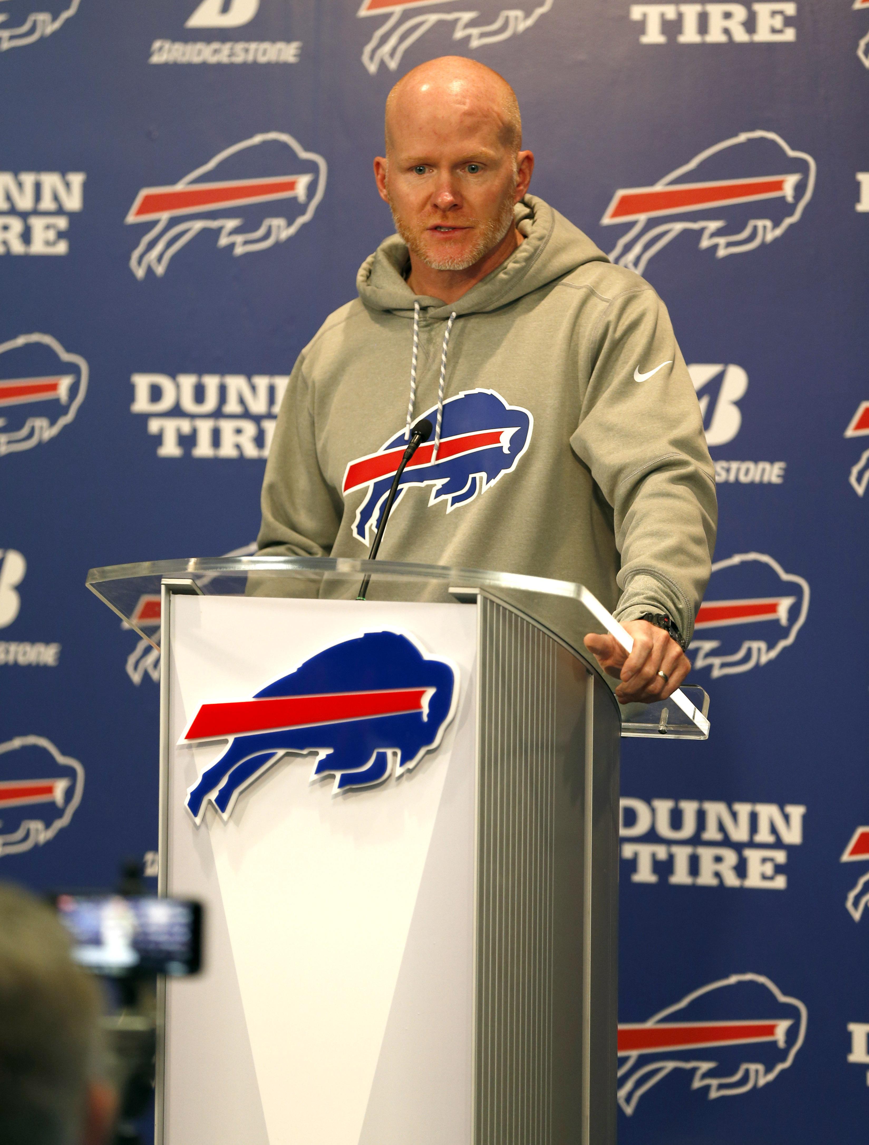 NFL: Buffalo Bills-OTA