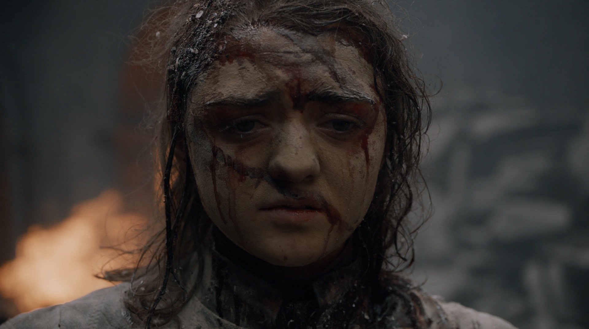 Maisie Williams debunked a big Game of Thrones theory at Comic-Con