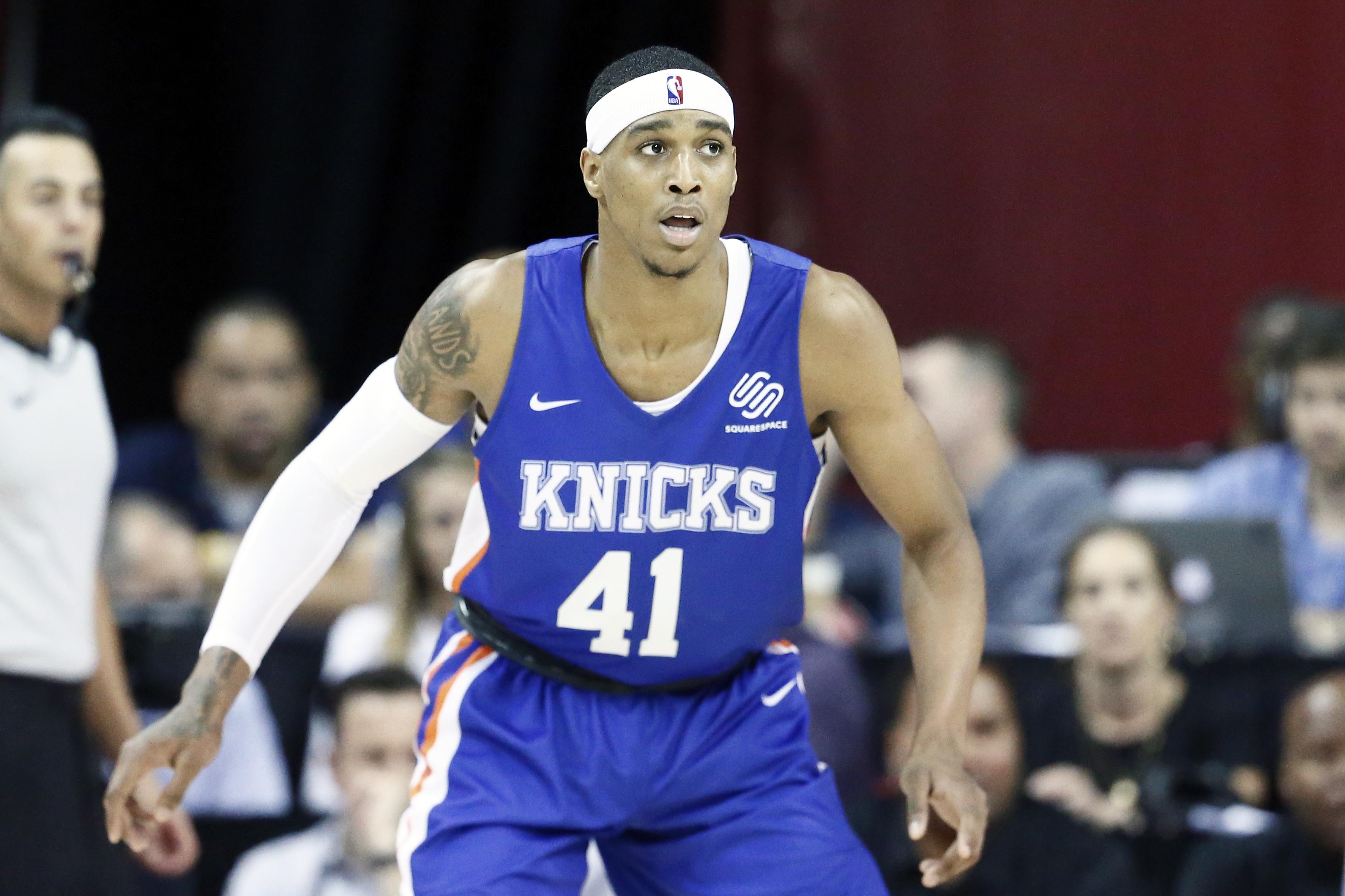 2019 Las Vegas Summer League - Day 3 - New York Knicks v Phoenix Suns