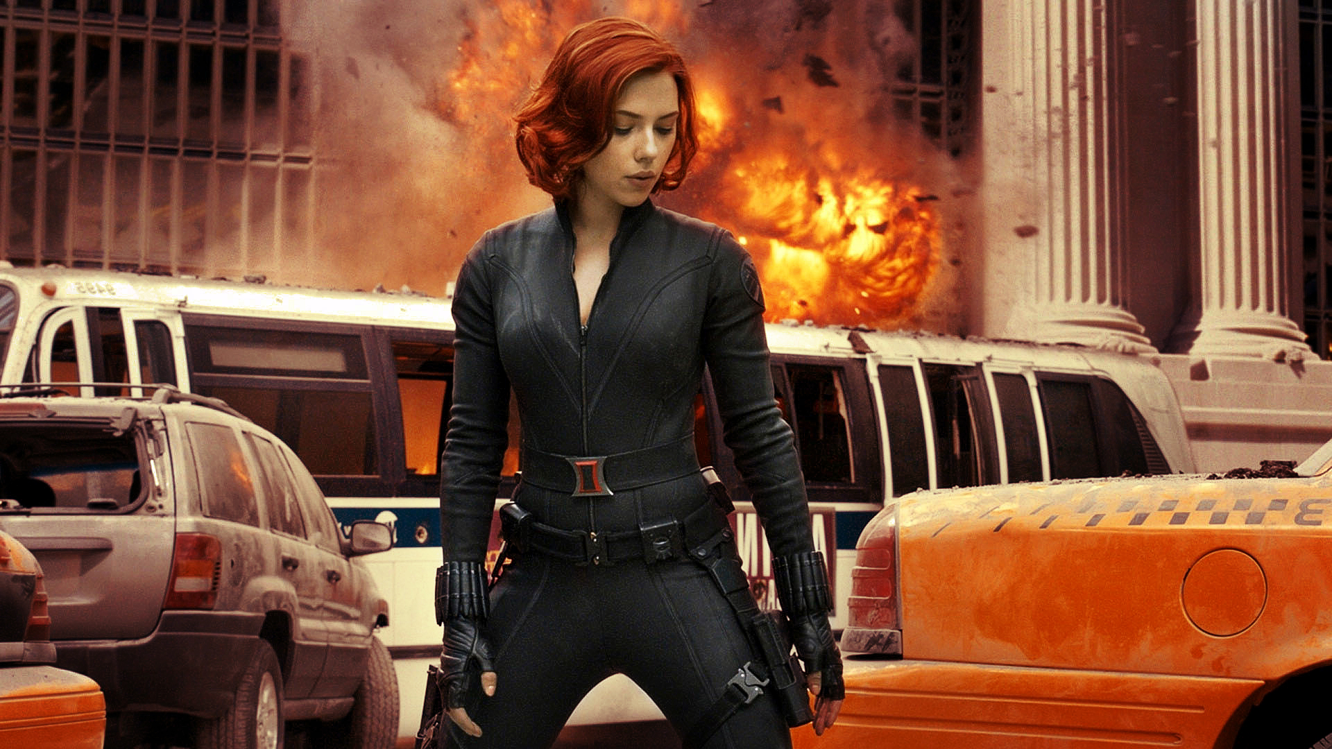 Marvel reveals first details, footage of Black Widow solo movie at Comic-Con