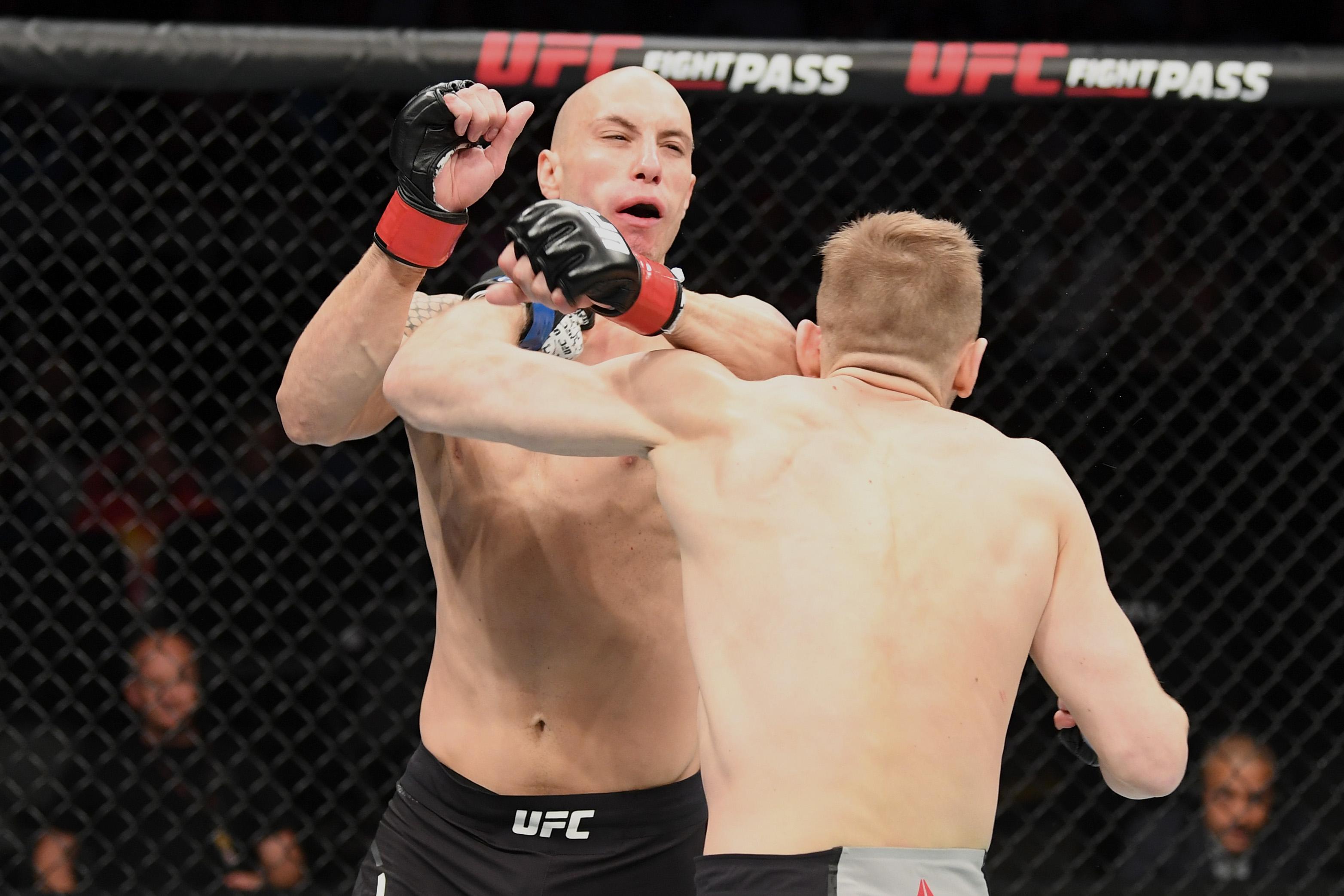 UFC Fight Night: Vick v Hooker