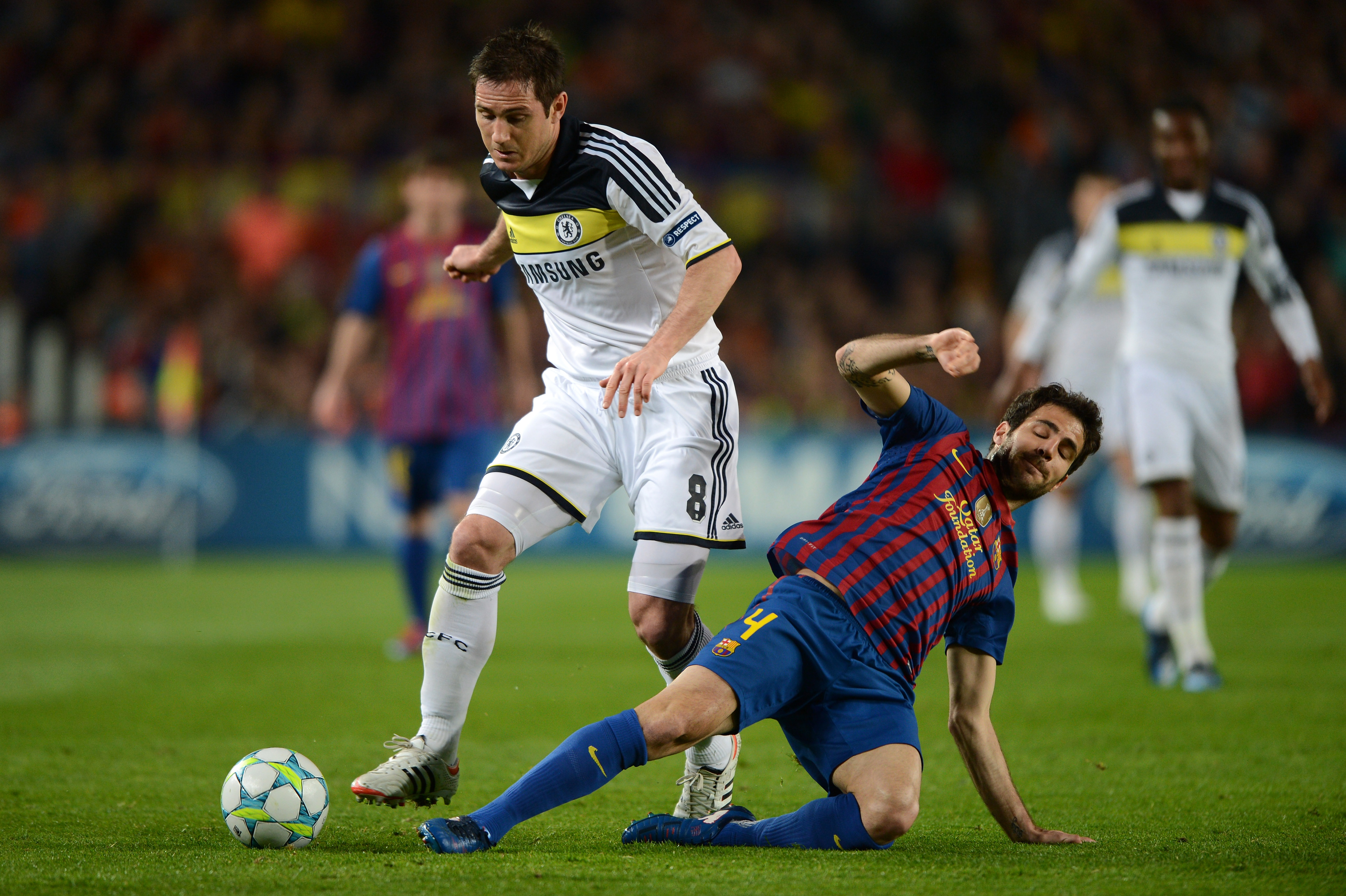 Lampard looks forward to latest (friendly) chapter in Chelsea vs. Barcelona rivalry