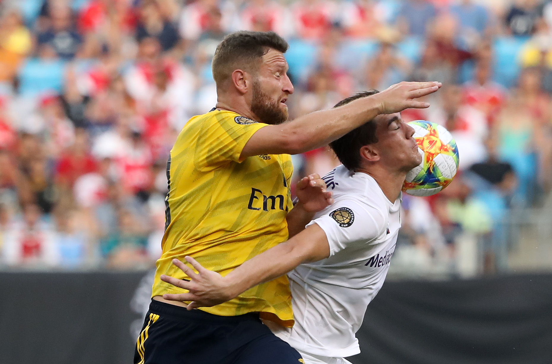 Arsenal v ACF Fiorentina - 2019 International Champions Cup