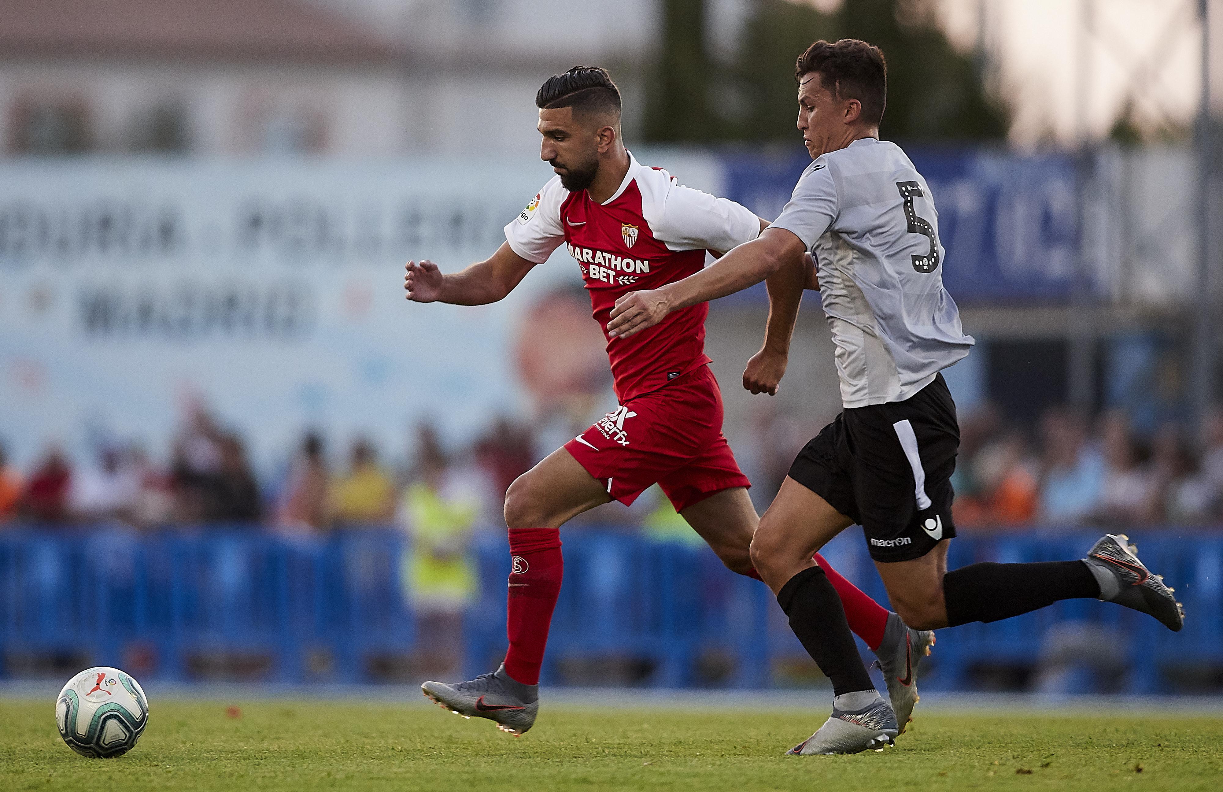 Sevilla v Reading - Pre-Season Friendly