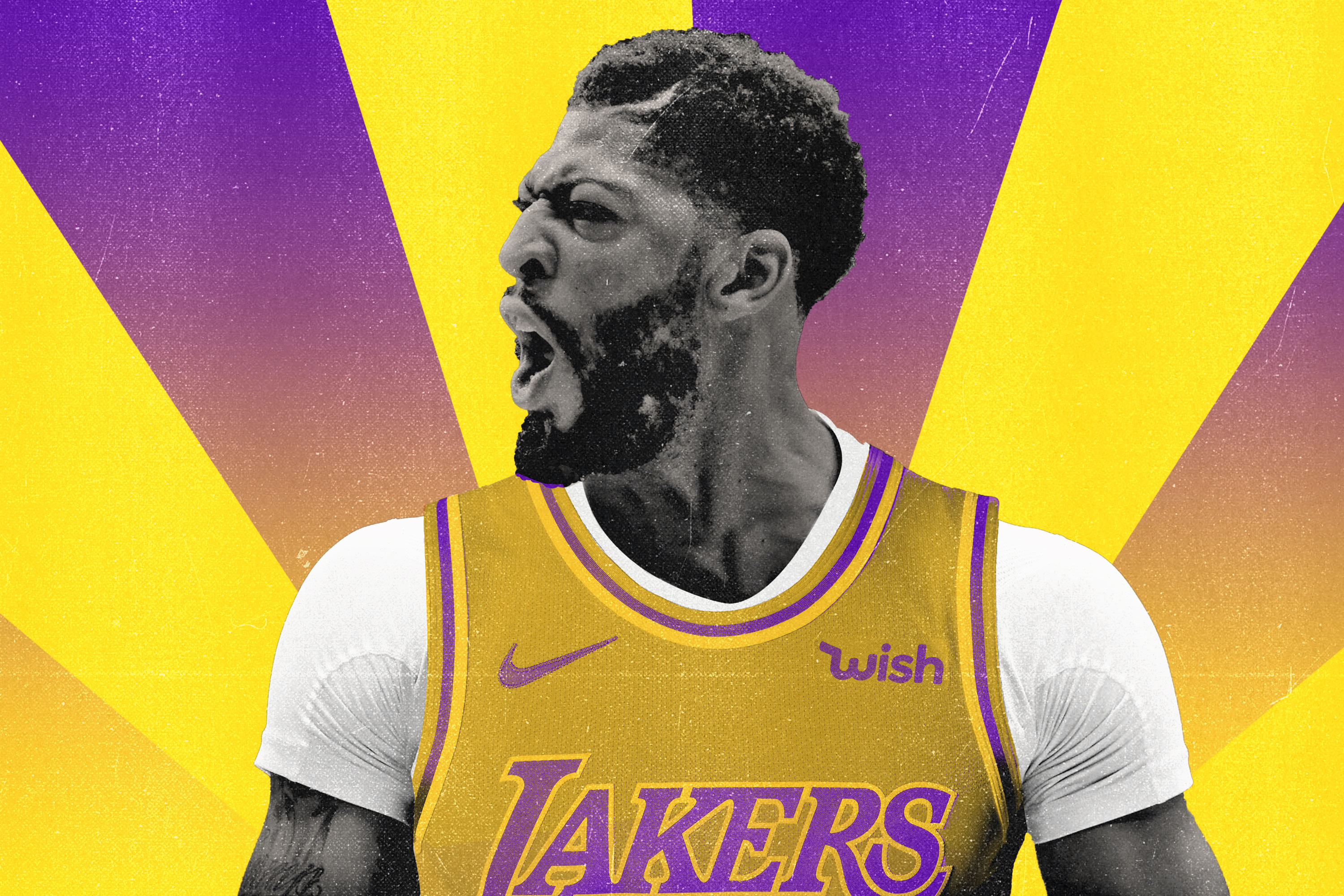 7fec36f0 In a League of Dynamic Duos, LeBron and Anthony Davis Could Reign Supreme