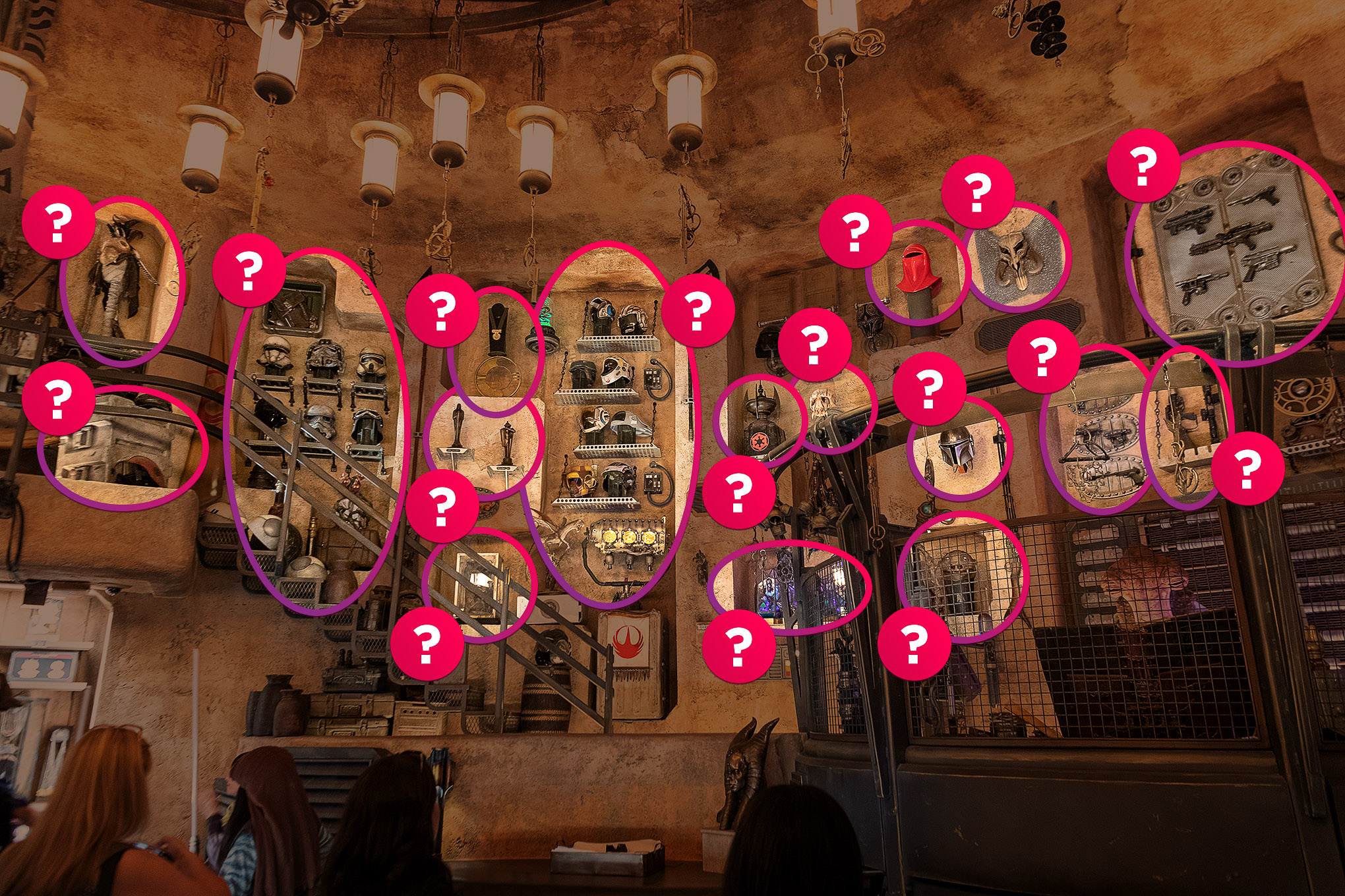 A guide to Dok-Ondar's Den of Antiquities at Star Wars: Galaxy's Edge
