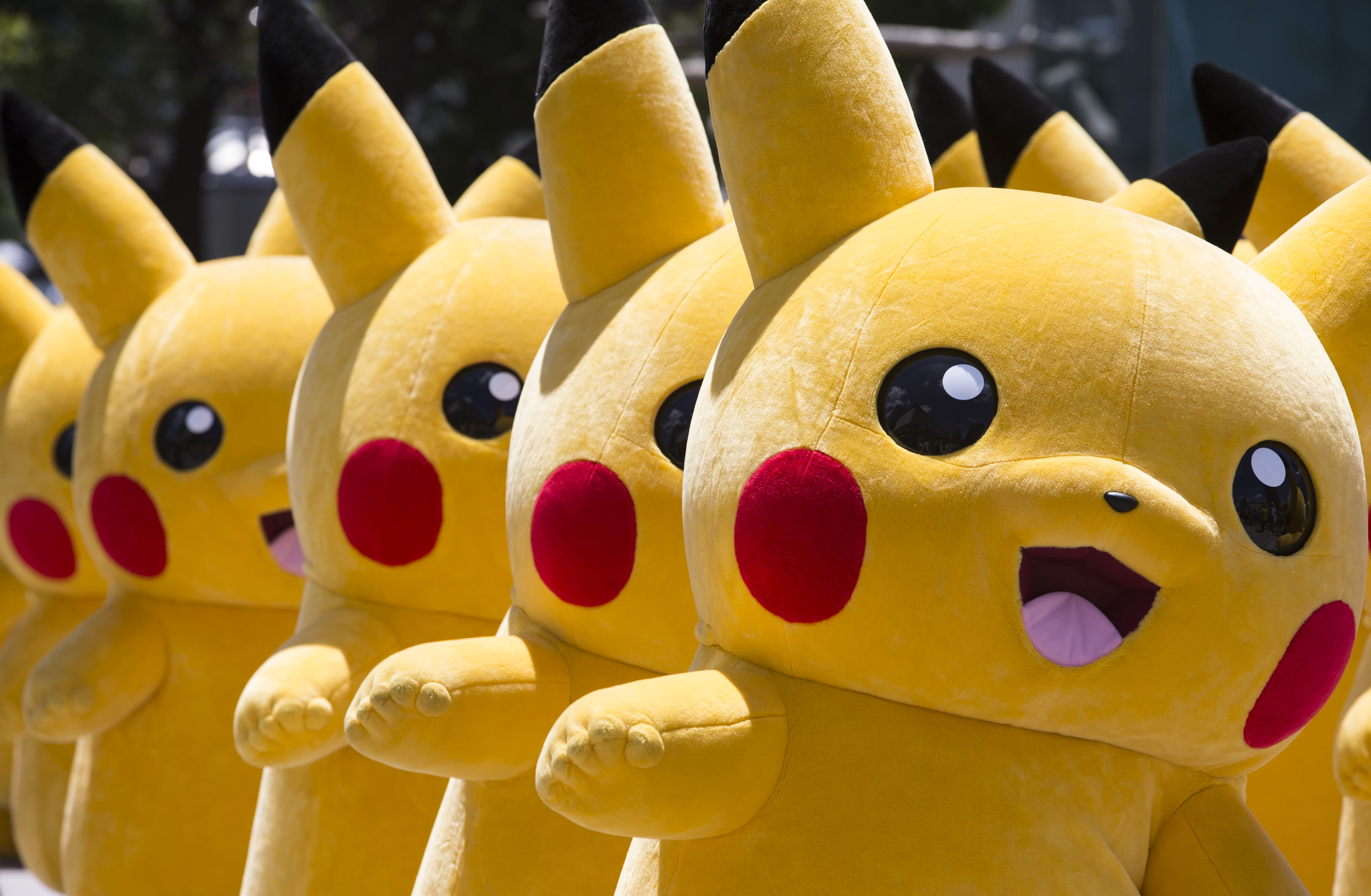 The Pokémon Company and Tencent team up to make games for China