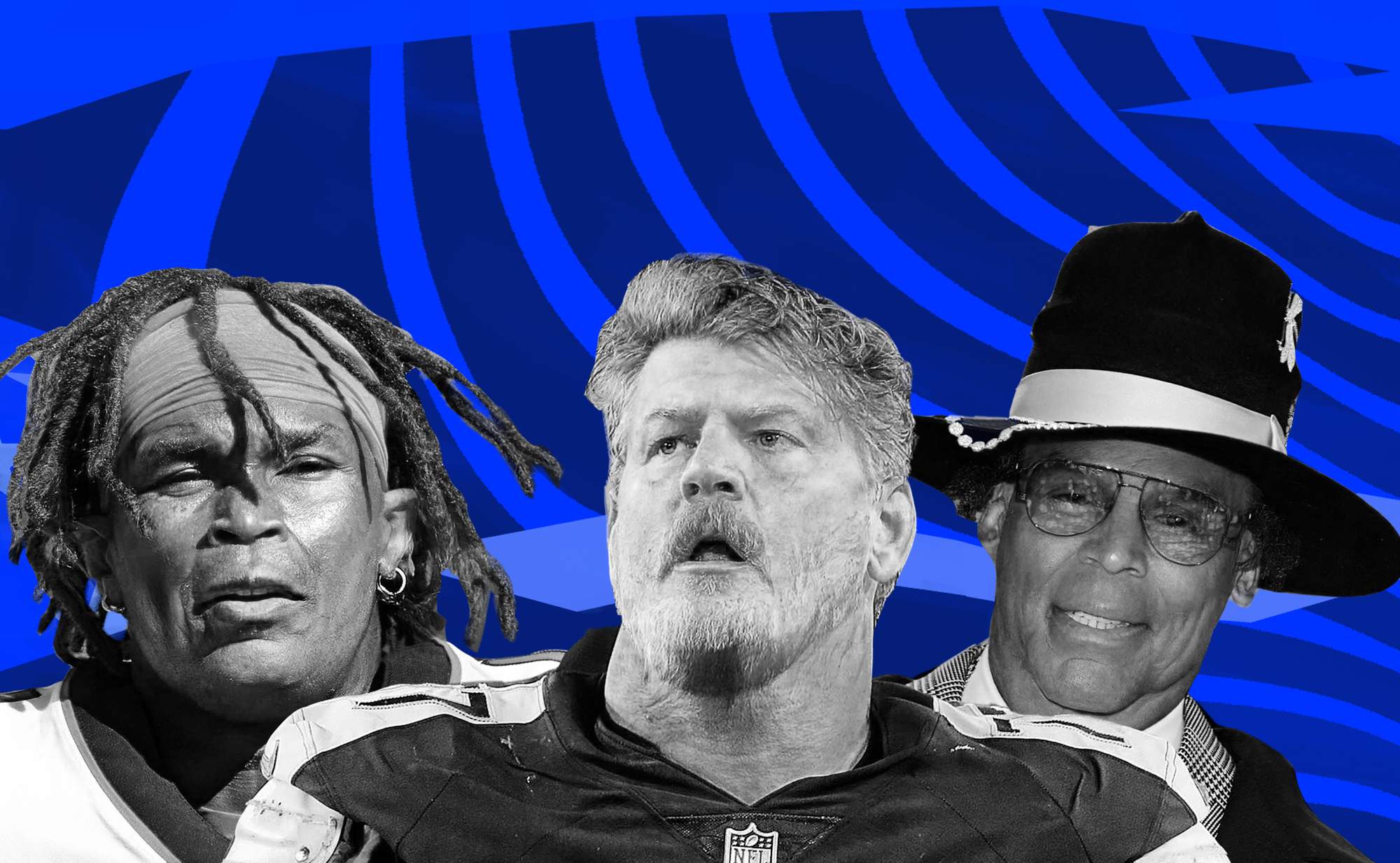 Who will be the NFL's oldest player* in 2029? (*Kickers not included)