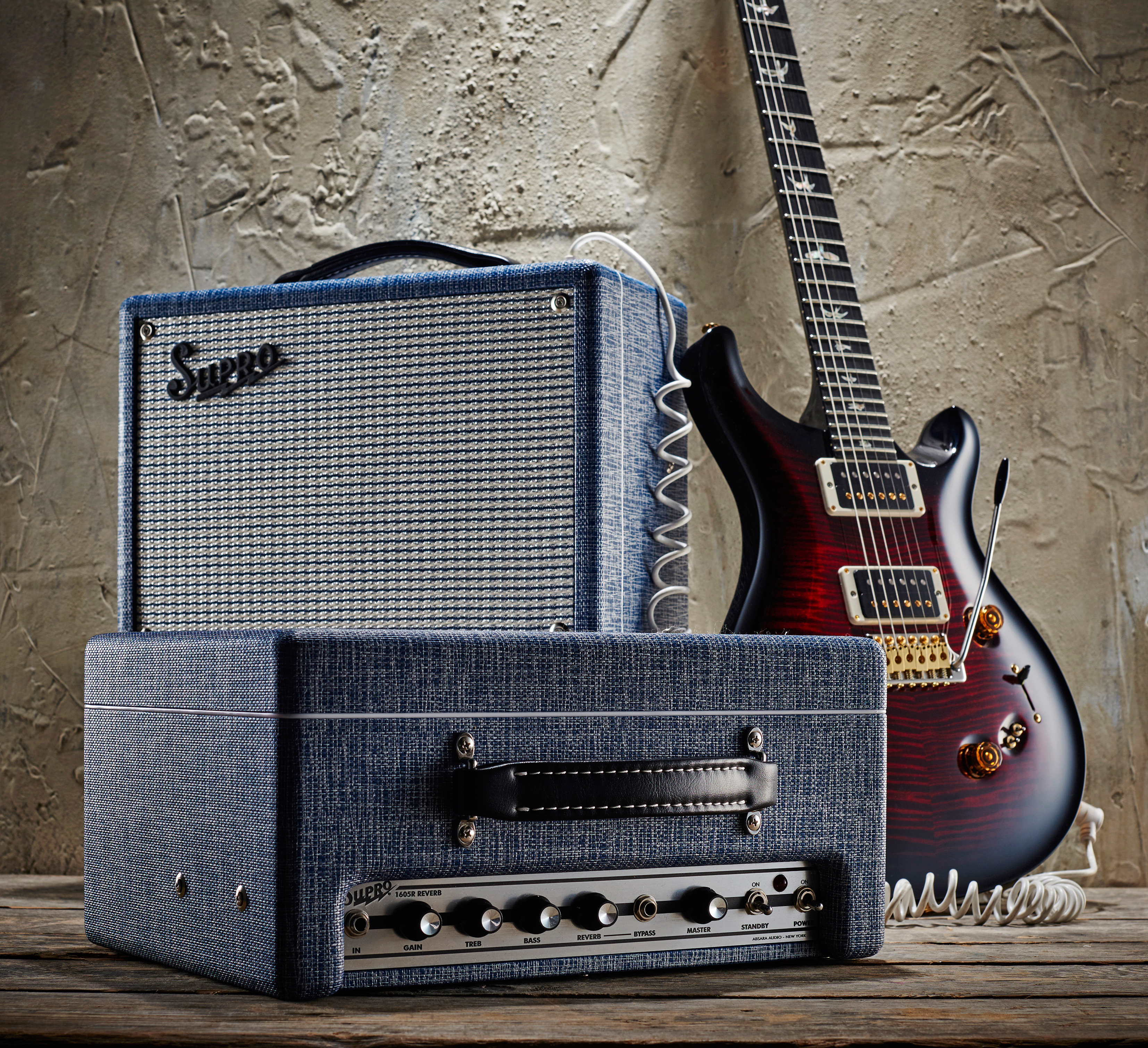 Amplifier And Effects Pedal Hardware Shoot