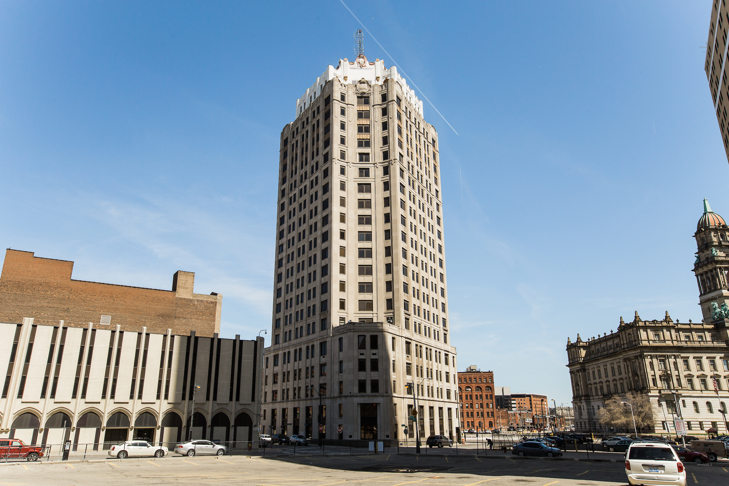 The best Art Deco buildings in Detroit, mapped - Curbed Detroit